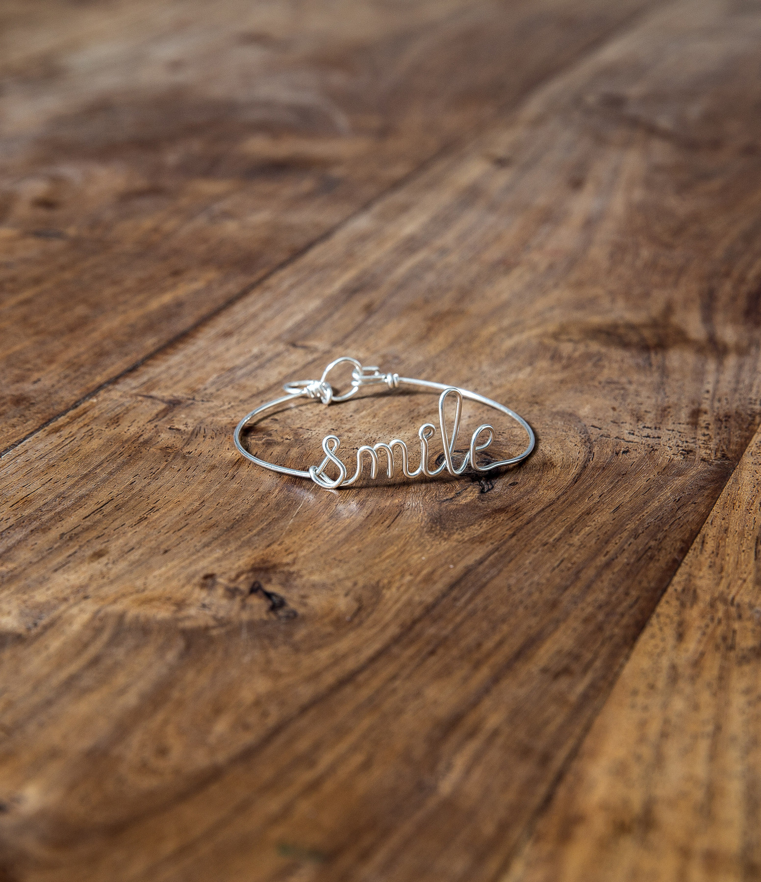 Jonc Fil Smile Gold Filled - ATELIER PAULIN