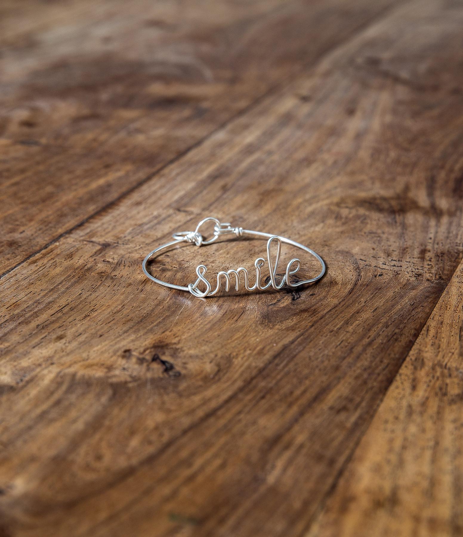 Bracelet Fil Exclu Lulli Lavie Argent - ATELIER PAULIN