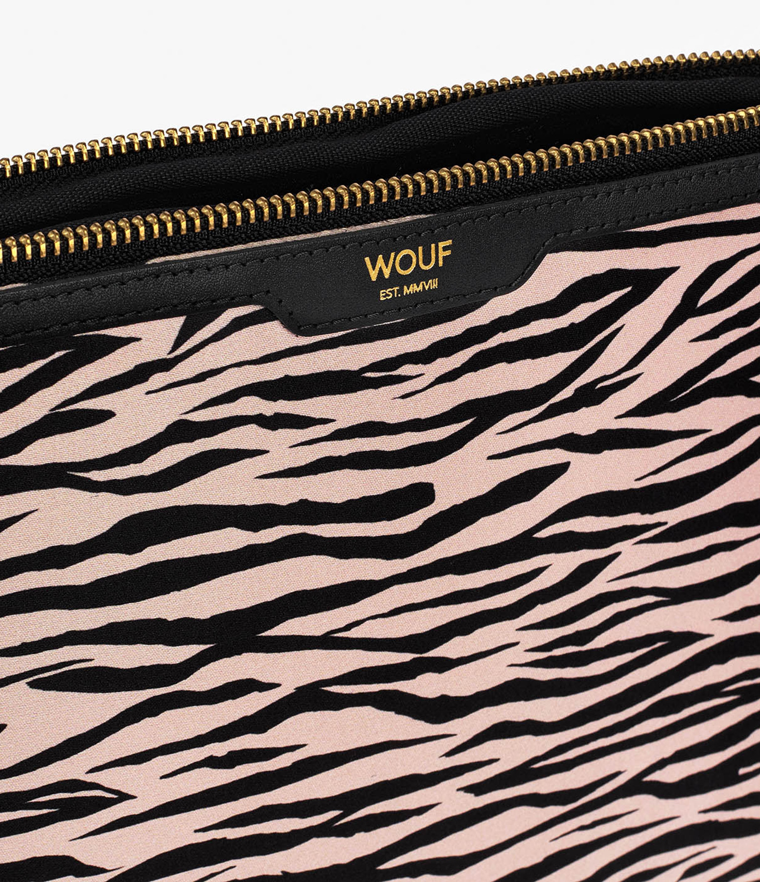 WOUF - Housse Ipad Satin Soft Tiger