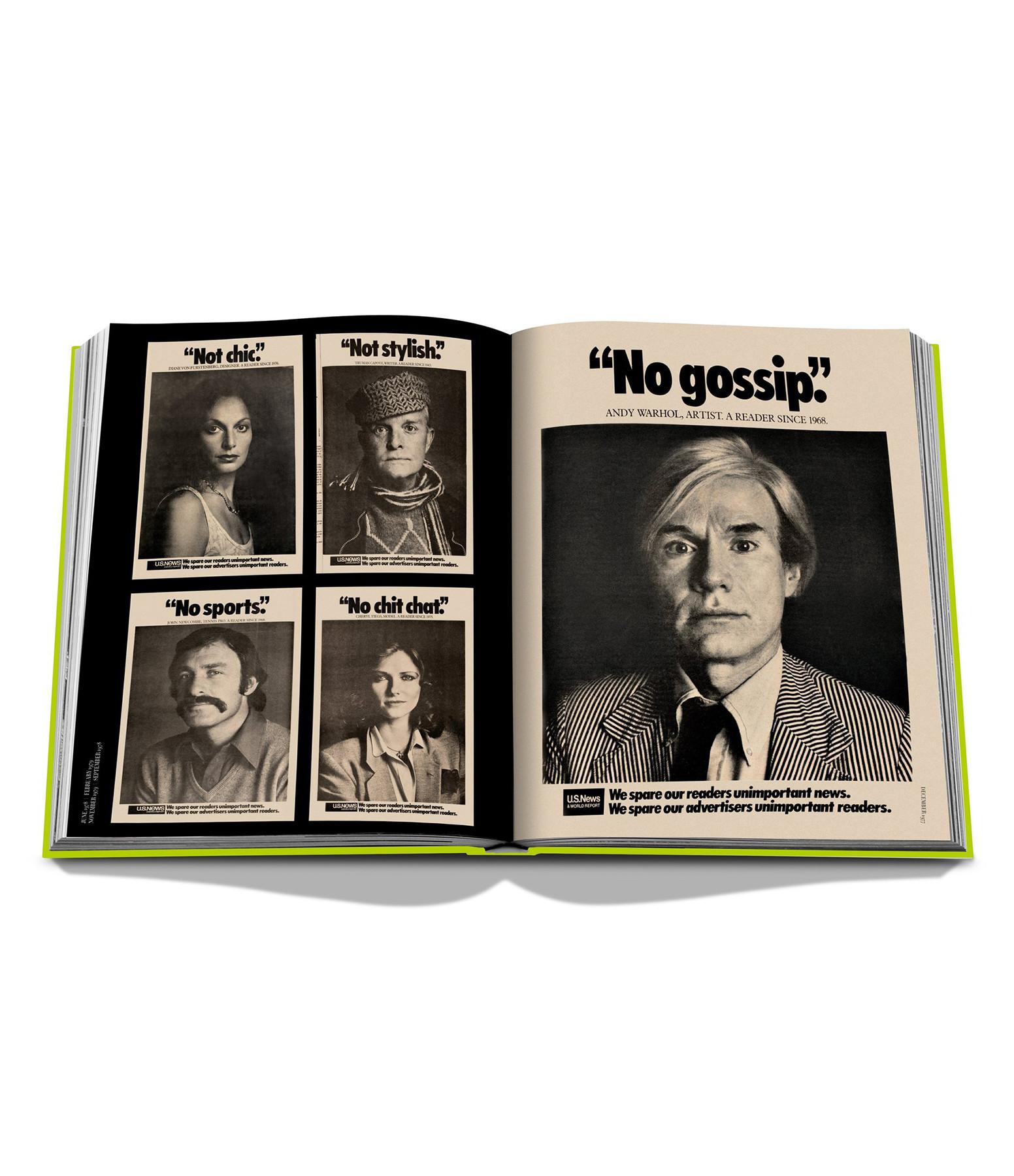 ASSOULINE - Livre Interviews : 50 Years