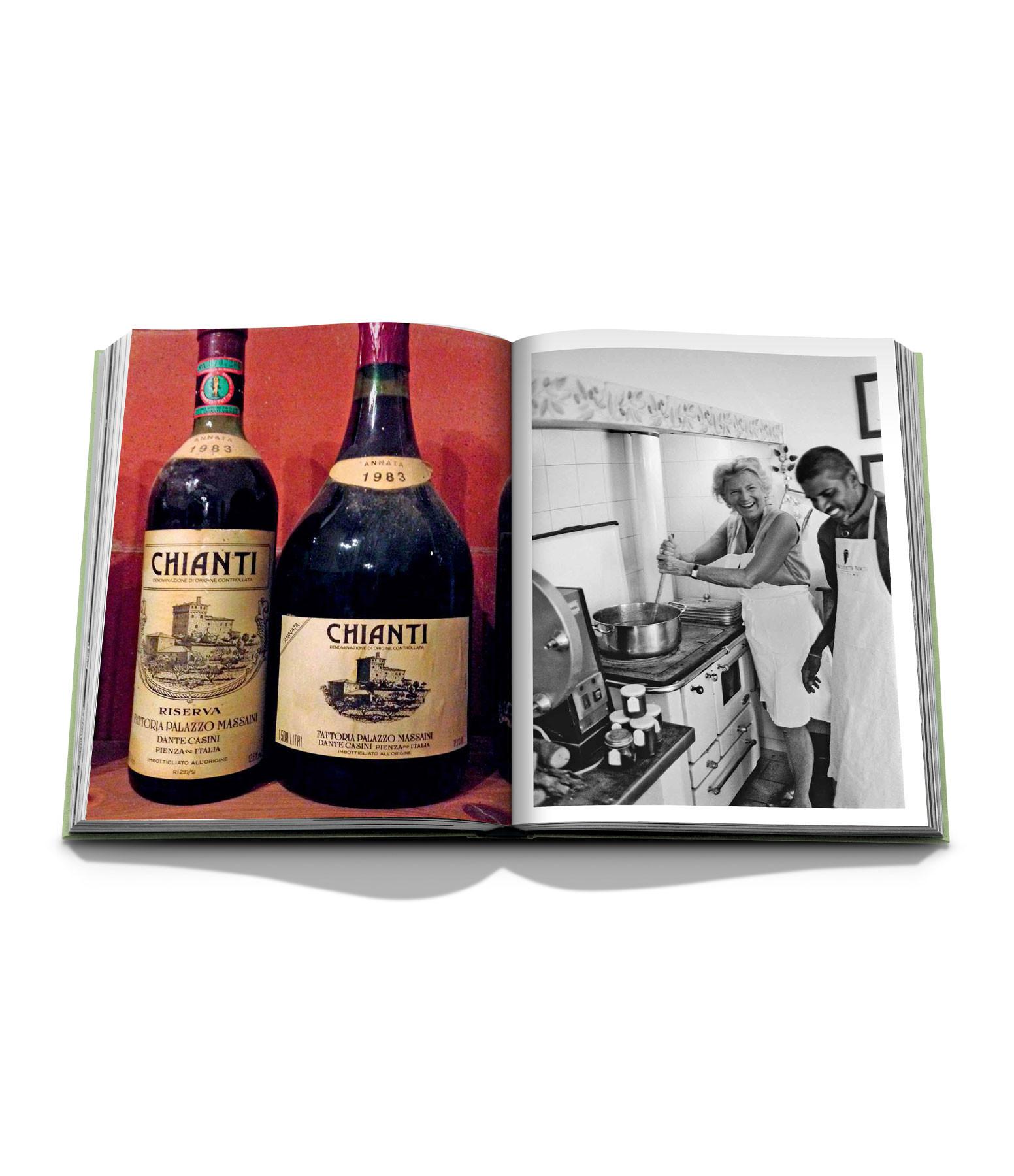 ASSOULINE - Livre Tuscany Marvel