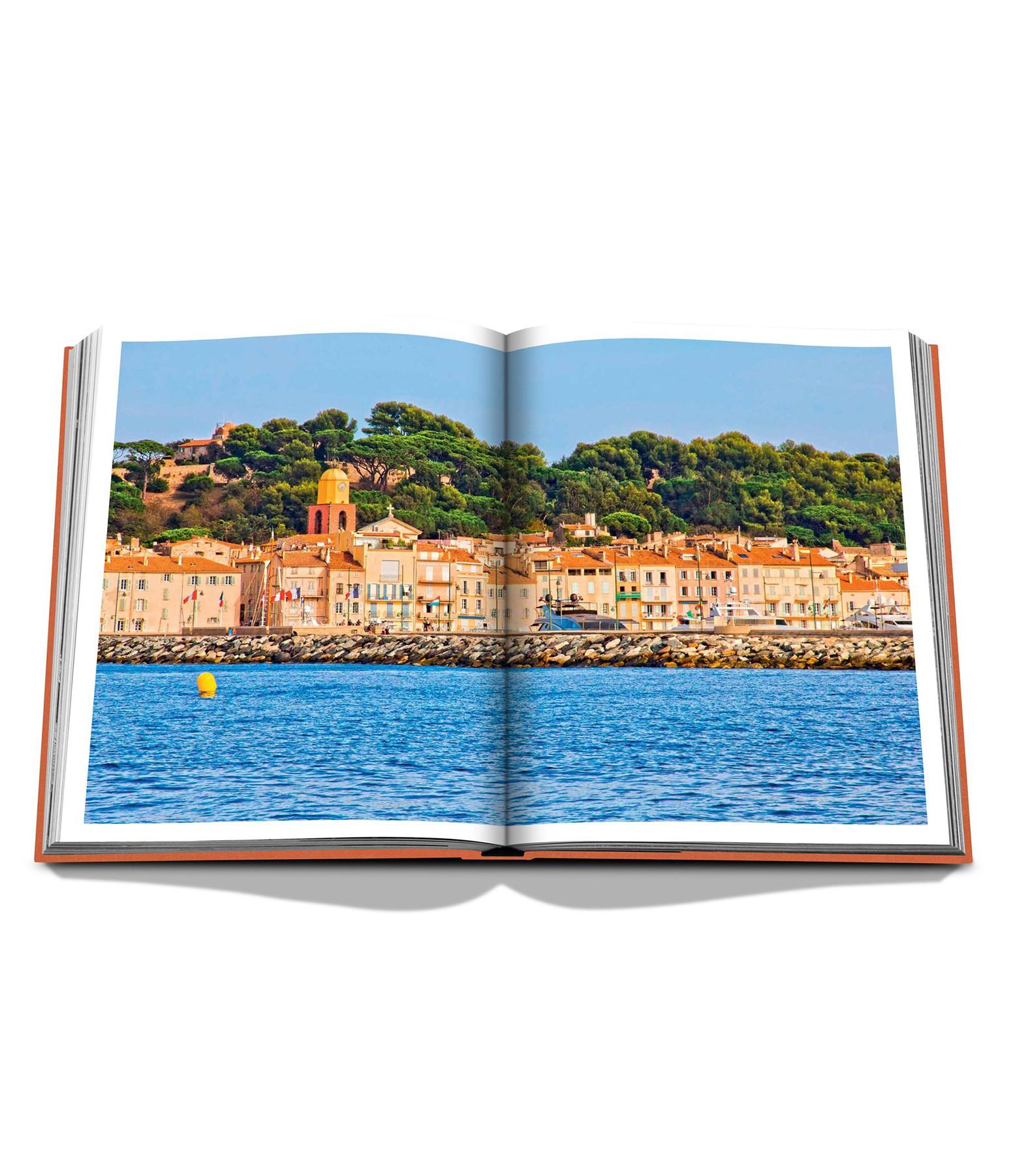 ASSOULINE - Livre St Tropez Soleil