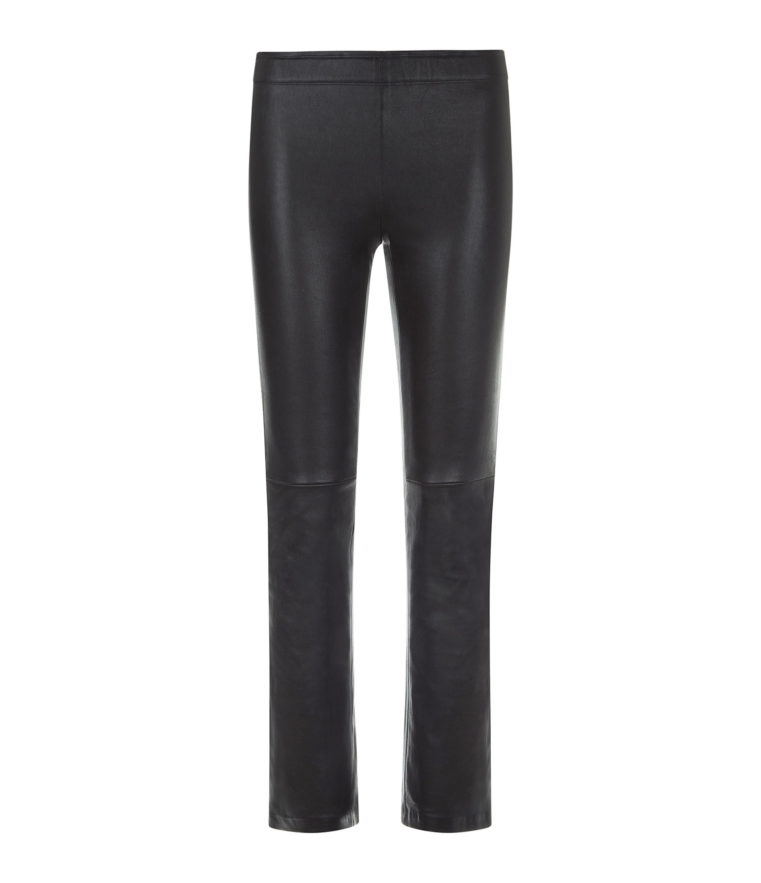 STOULS - Pantalon JP Twenty Agneau Plongé Regular Noir