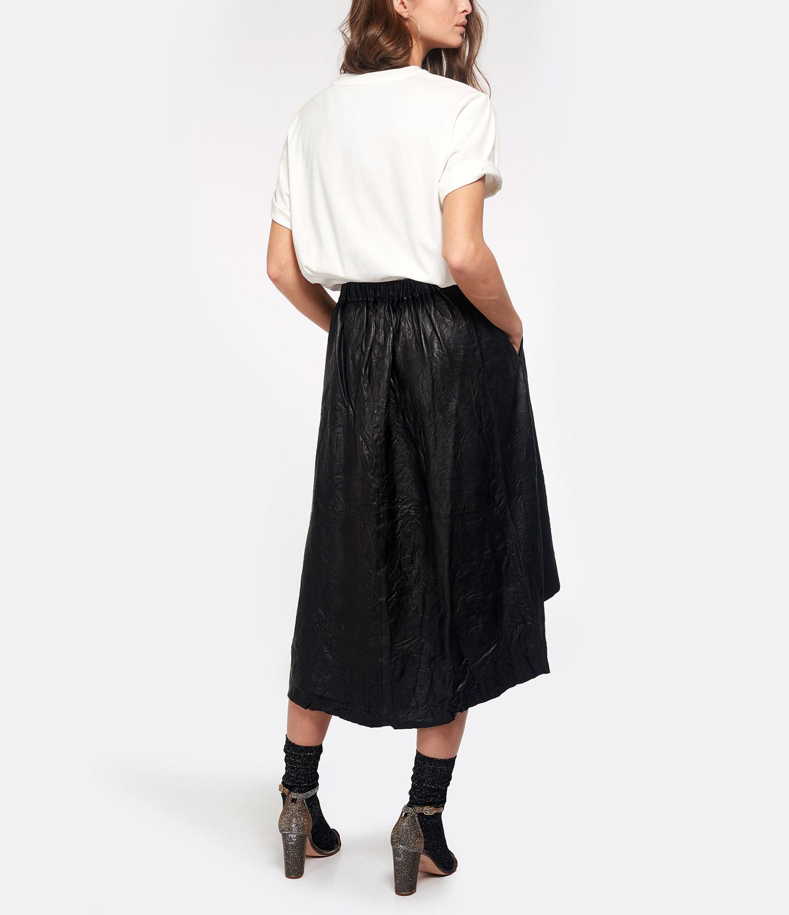 ALEXA CHUNG - Tee-shirt Oversize Ivoire