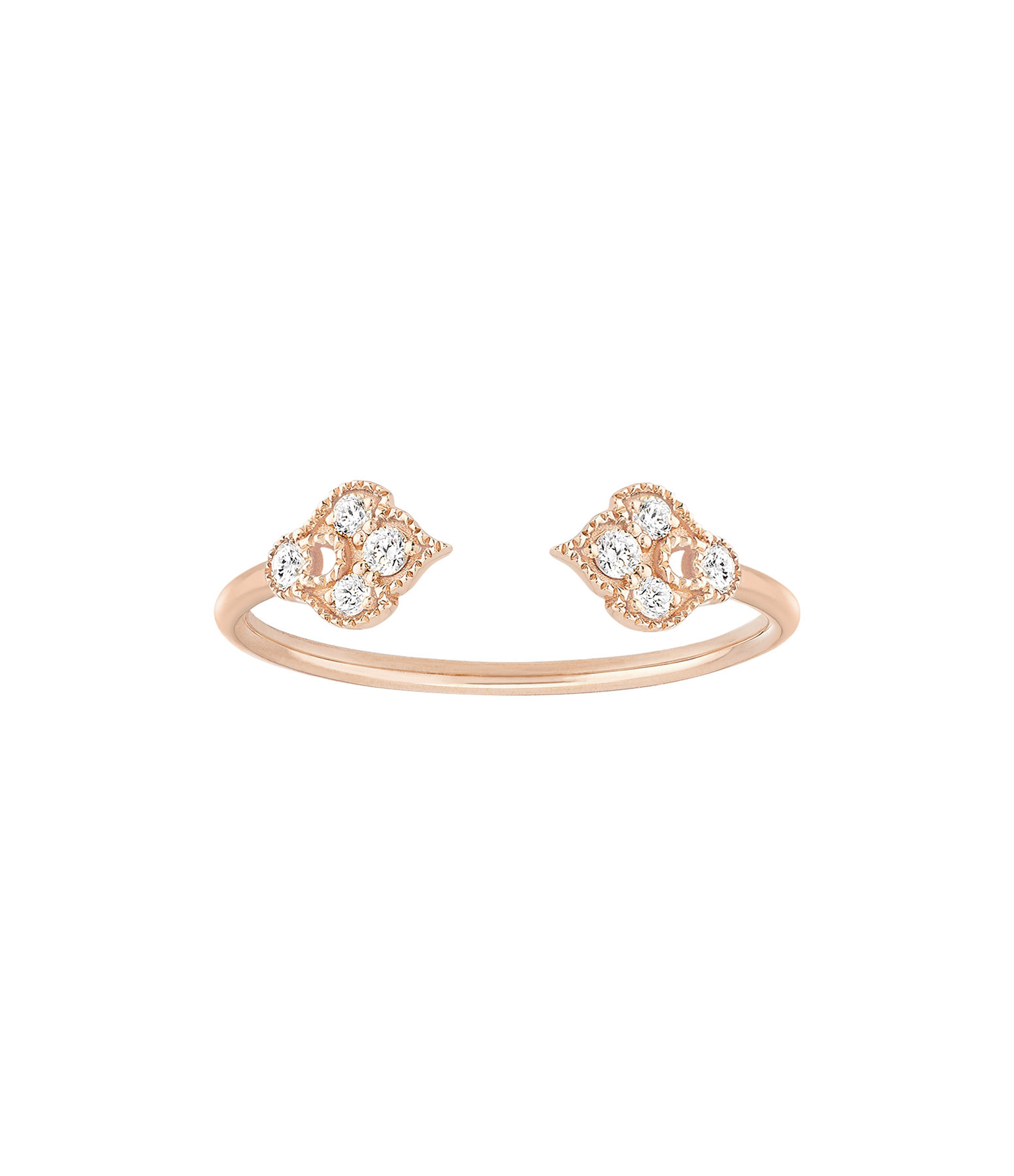 STONE PARIS - Bague Sultane Or Diamants