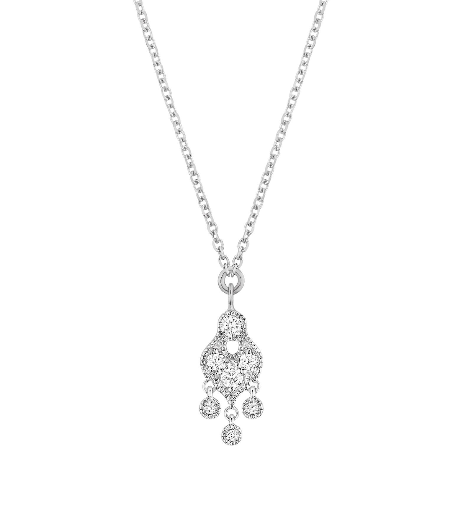 STONE PARIS - Collier Sultane Or Diamants