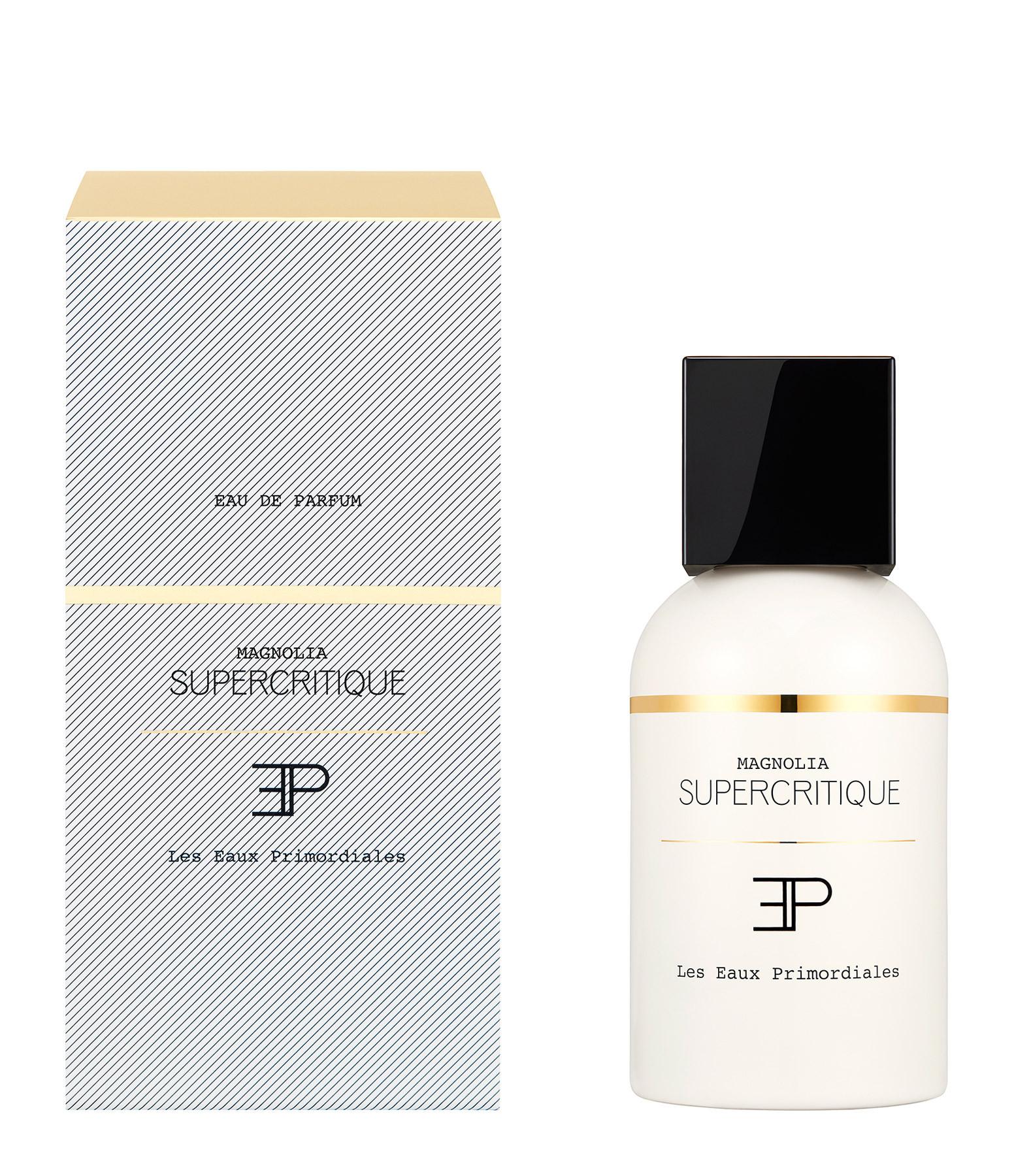 LES EAUX PRIMORDIALES - Eau de Parfum Supercritique Magnolia 100 ml