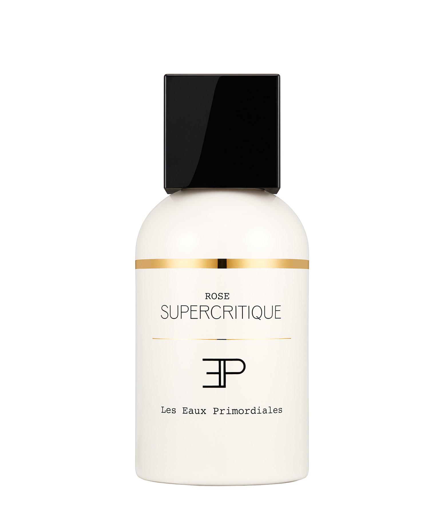 LES EAUX PRIMORDIALES - Eau de Parfum Supercritique Rose 100 ml