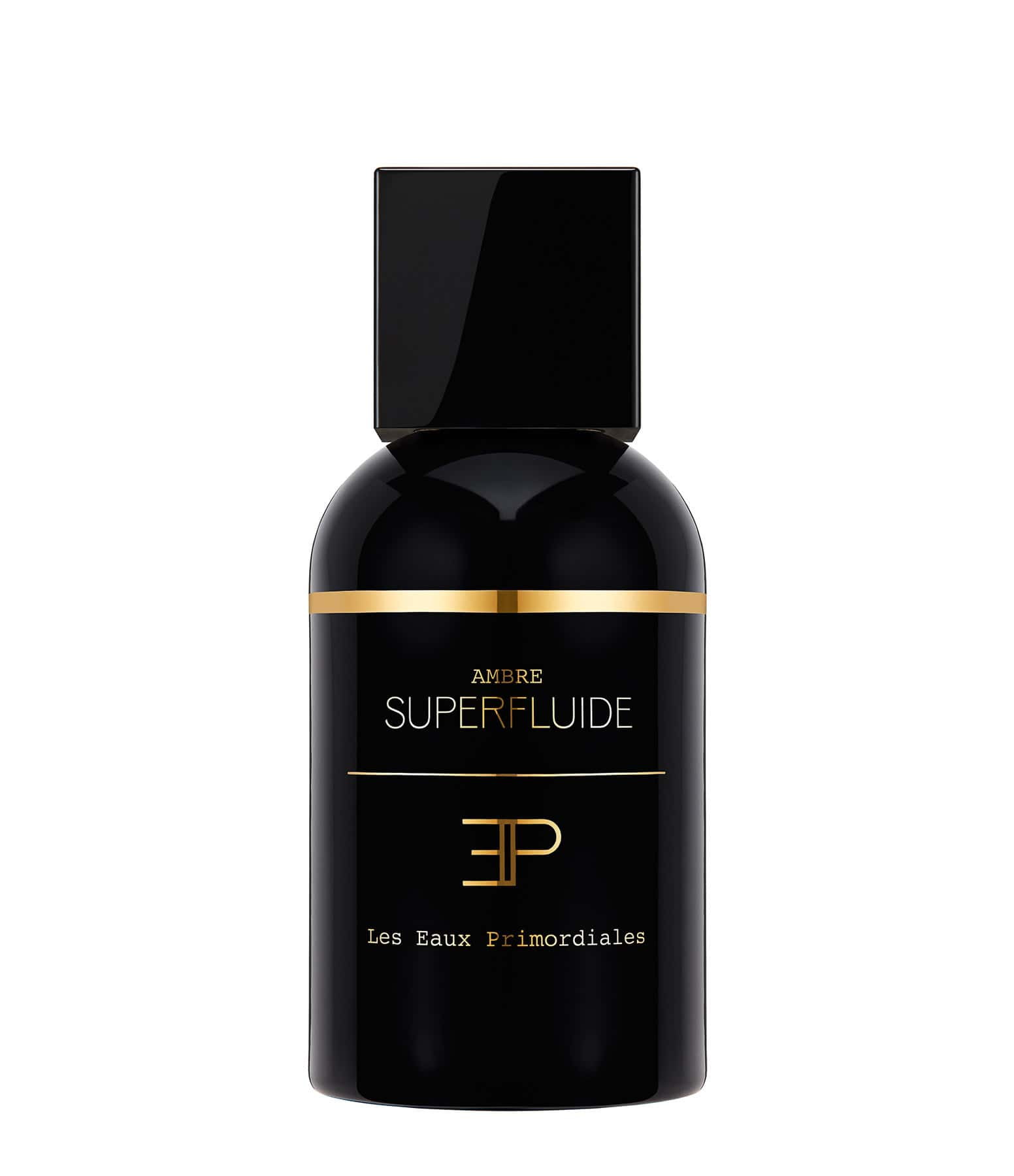 LES EAUX PRIMORDIALES - Eau de Parfum Superfluide Ambre 100 ml