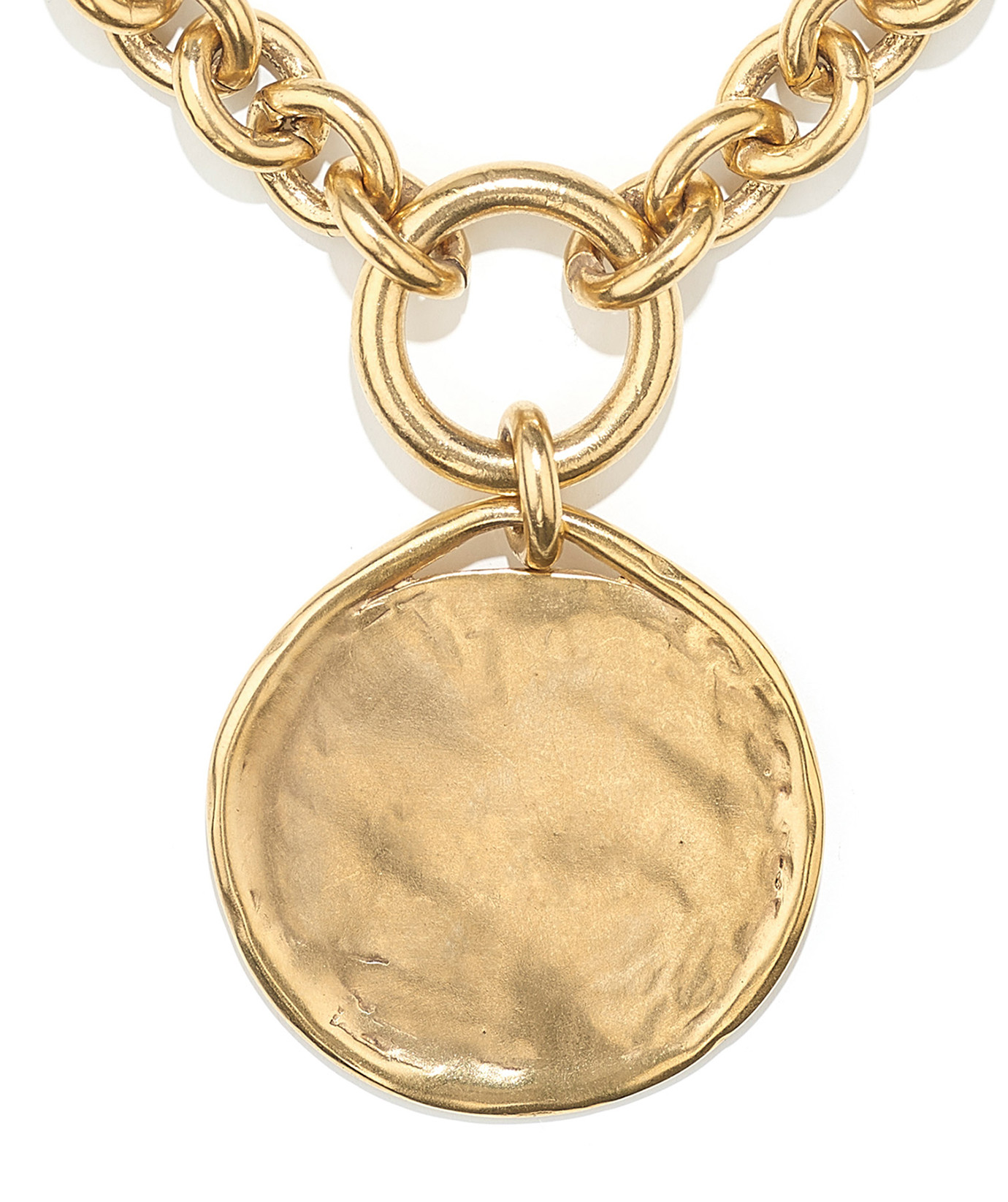 GOOSSENS - Bracelet Talisman Or Jaune