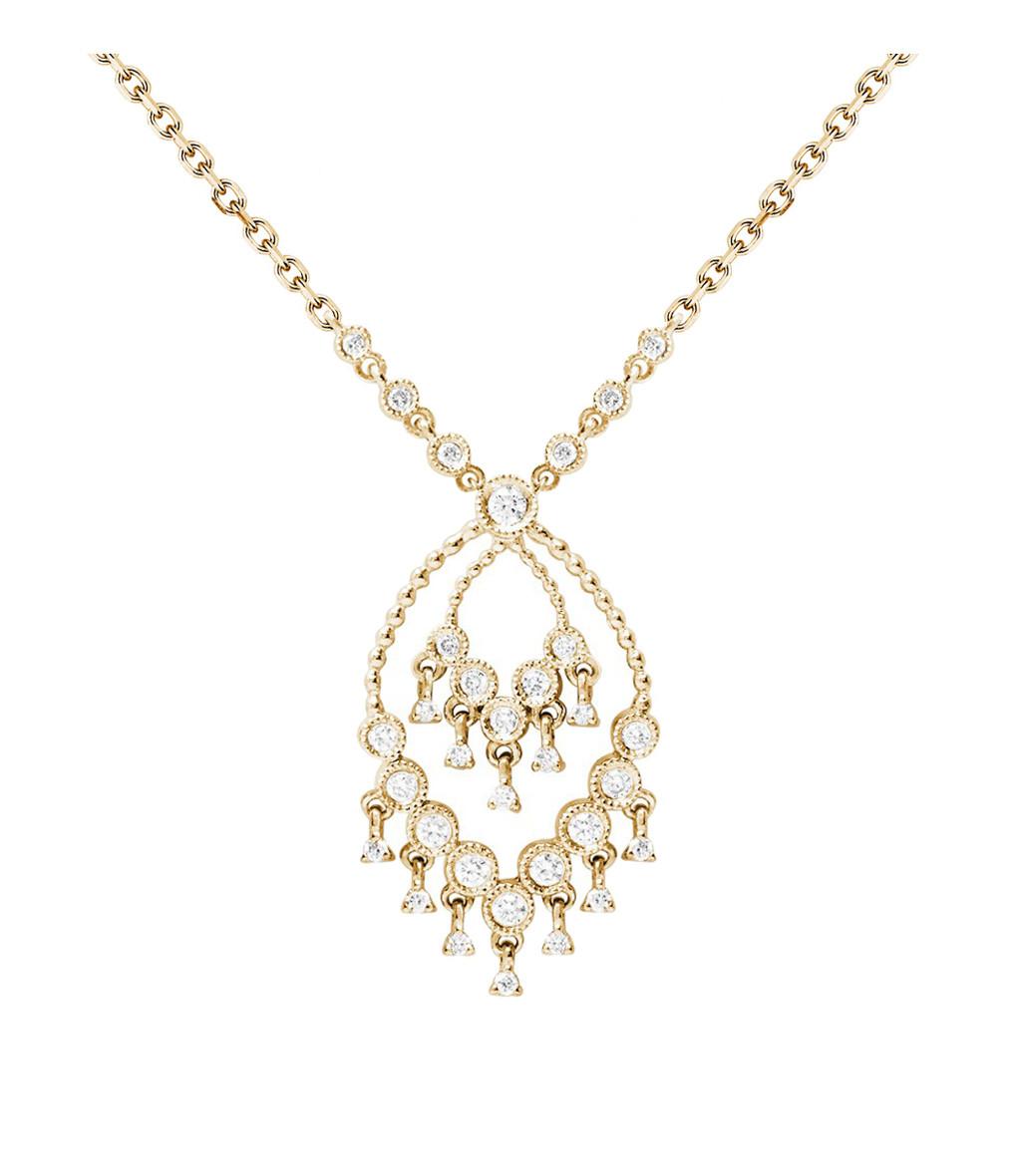 Collier Talitha Or Diamants - STONE