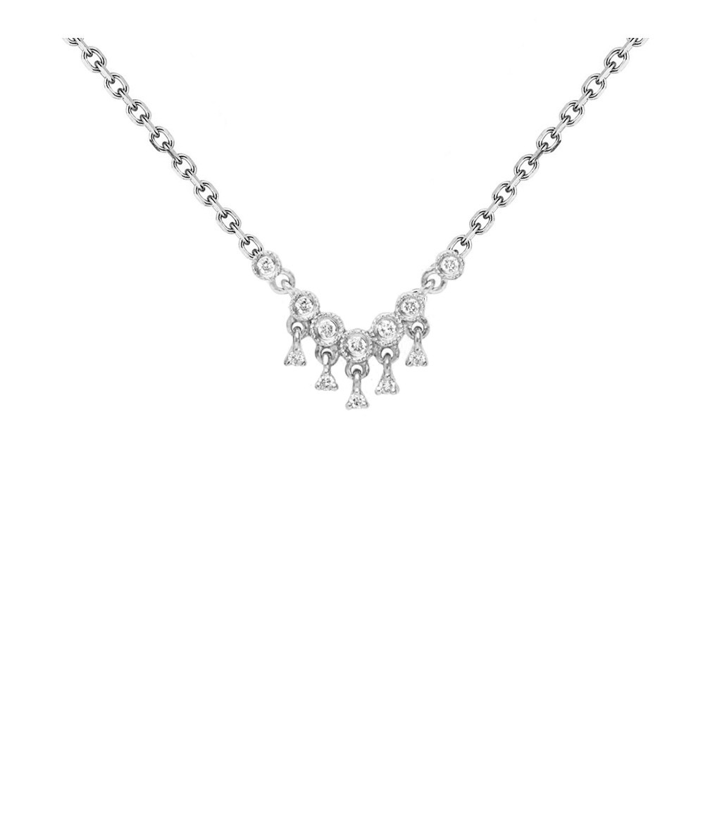 Collier Talitha Simple Or Diamants - STONE