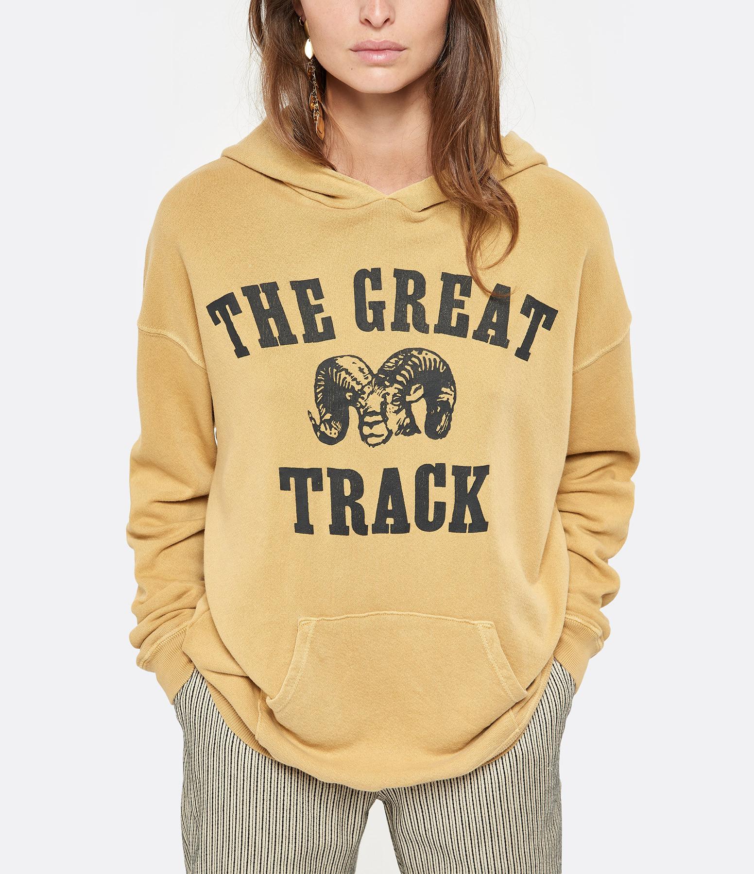 THE GREAT - Sweatshirt The Gym Fleur