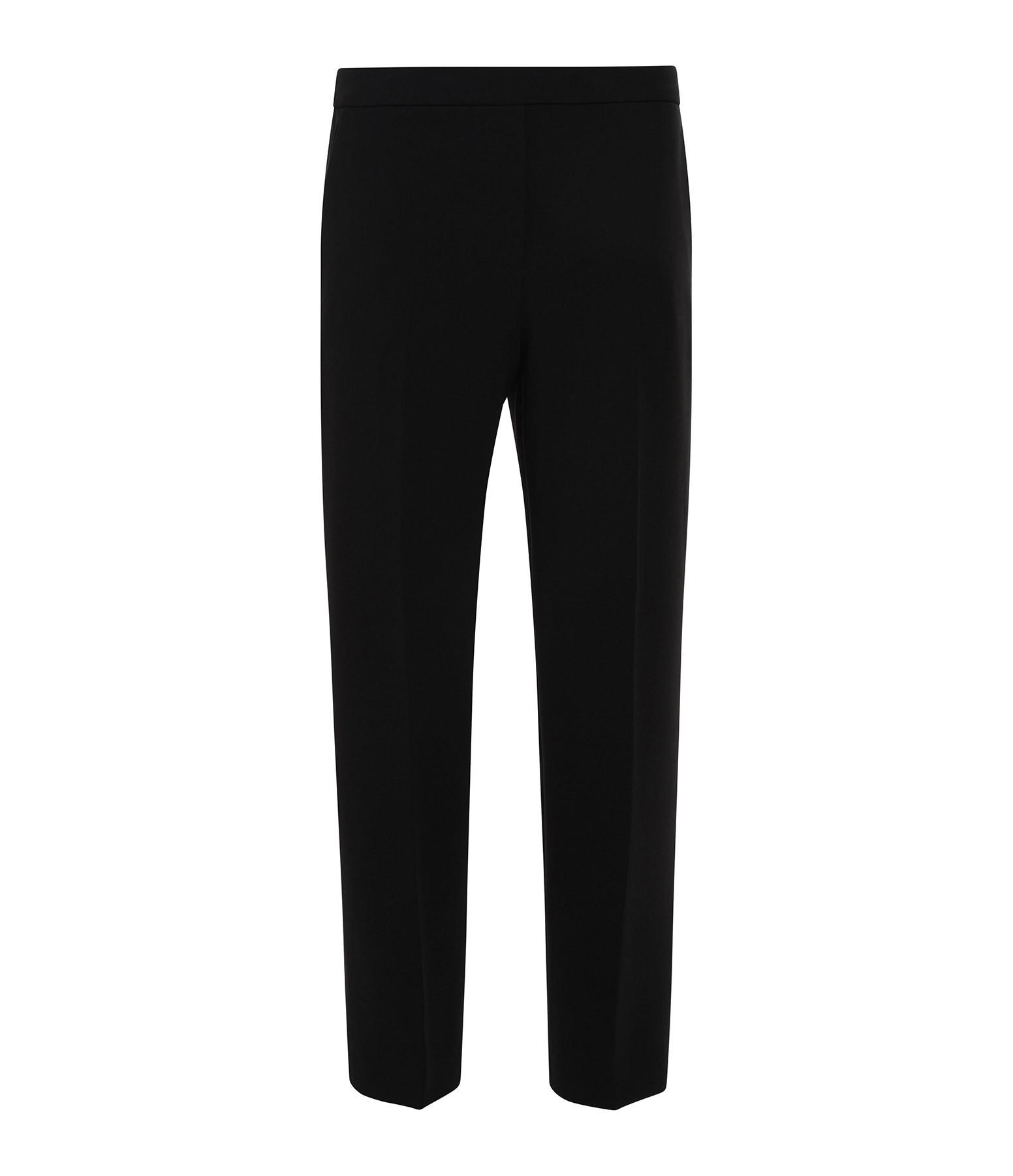 THEORY - Pantalon Treeca Noir