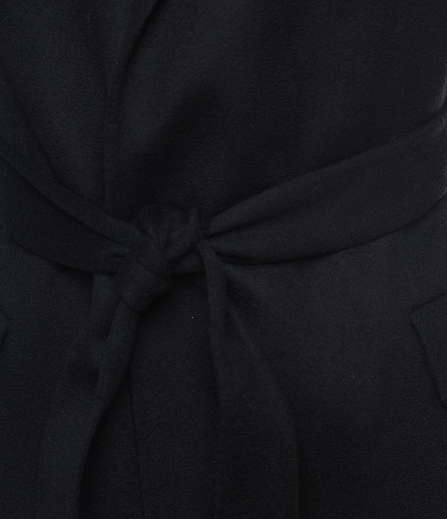 THEORY - Manteau Long Noir