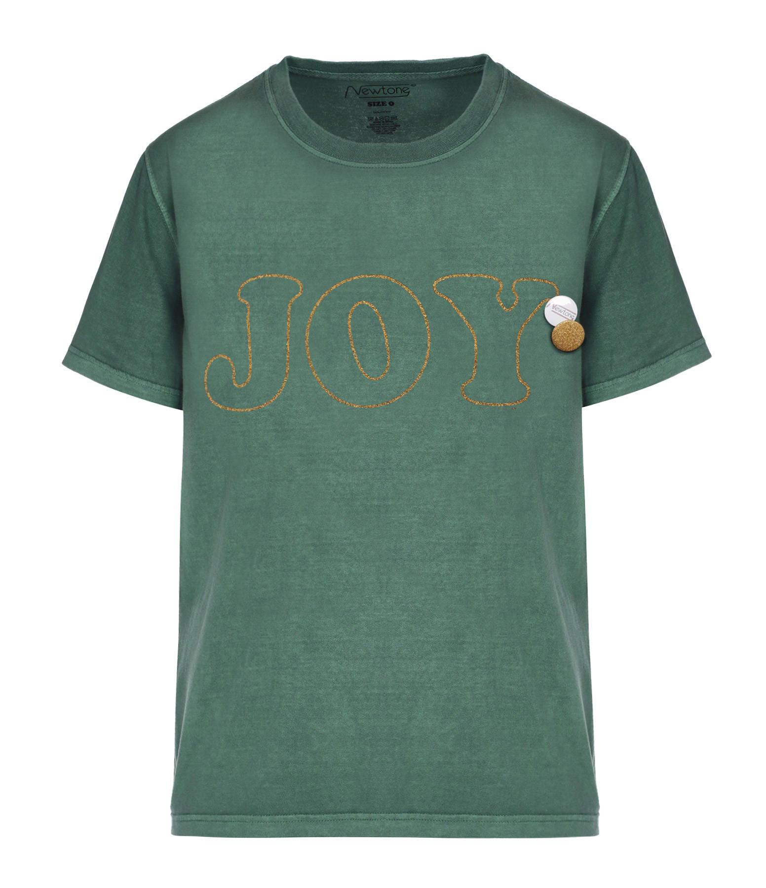 NEWTONE - Tee-shirt Joy Coton Forêt