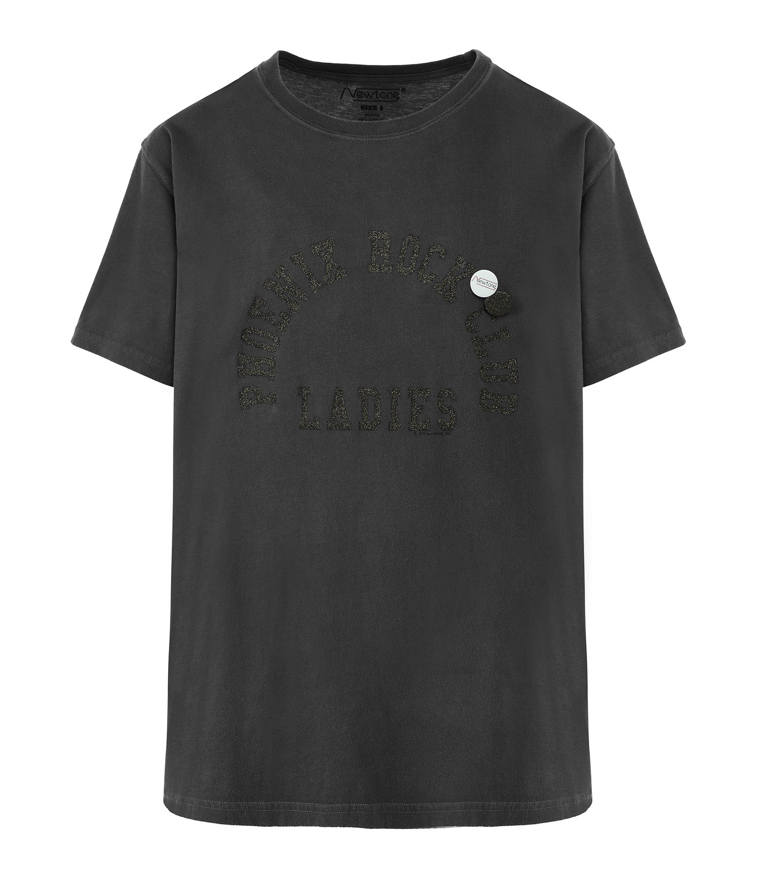 NEWTONE - Tee-shirt Phoenix Fit Trucker Coton Pepper
