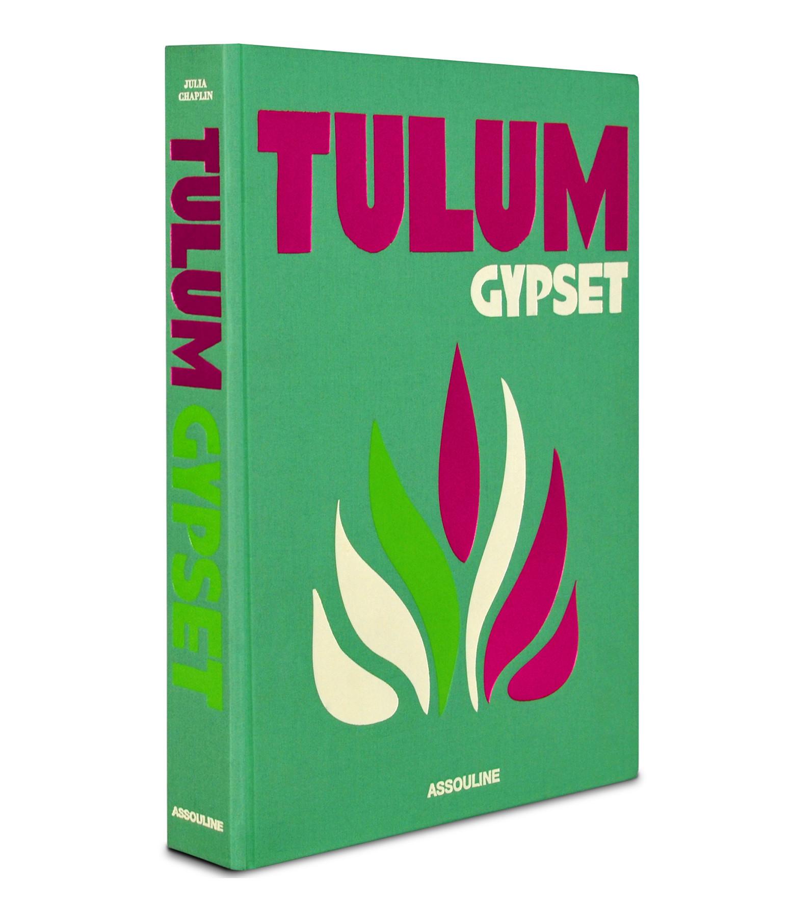 ASSOULINE - Livre Tulum Gypset