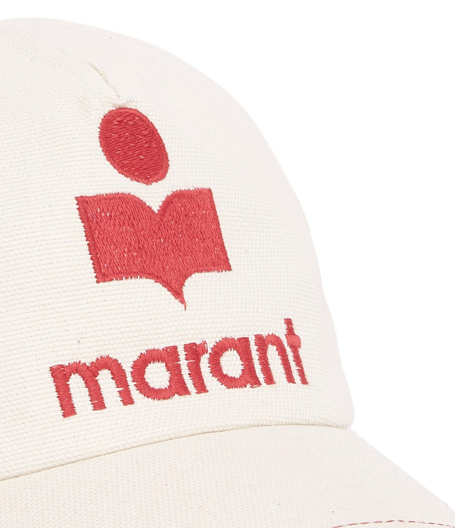 ISABEL MARANT - Casquette Tyron Coton Écru