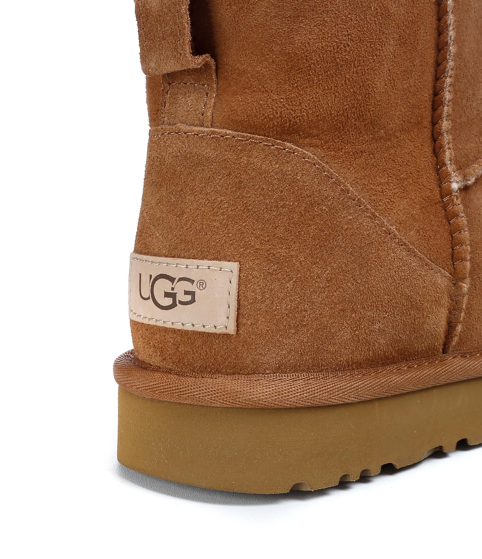 UGG - Boots Classic Mini II Chesnut