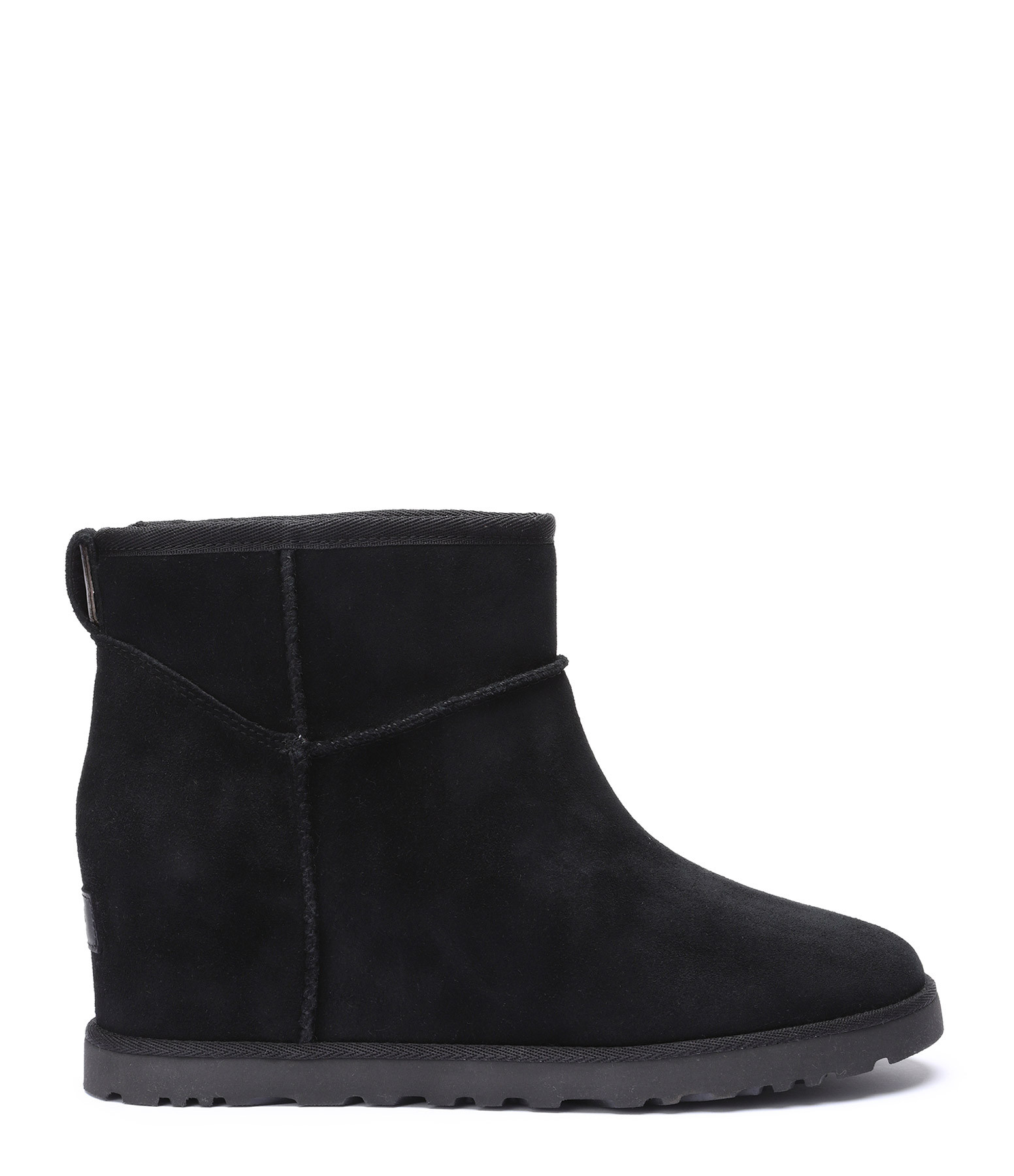 UGG - Bottines Classic Mini Noir