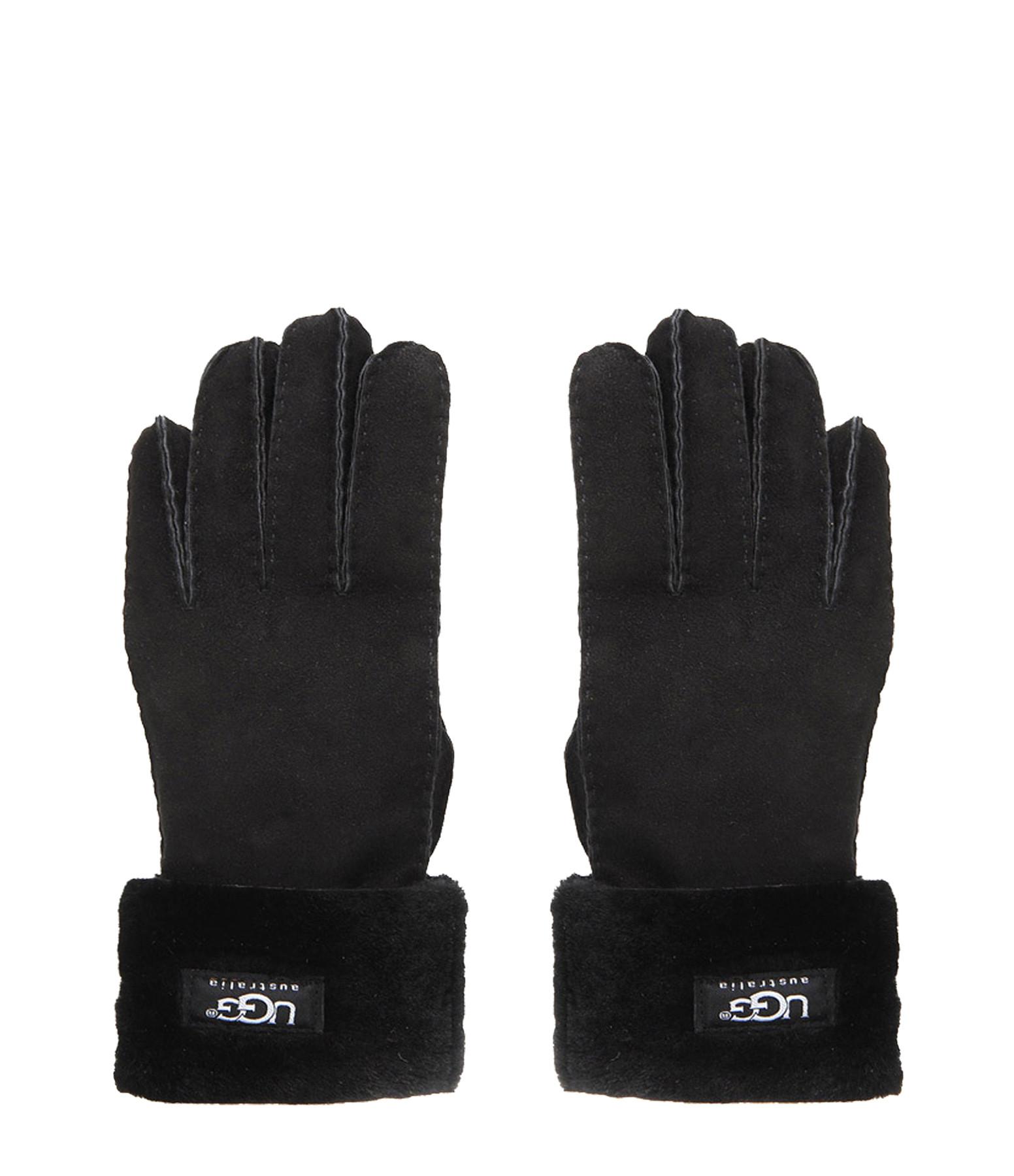 Gants Turn Cuff Noir - UGG