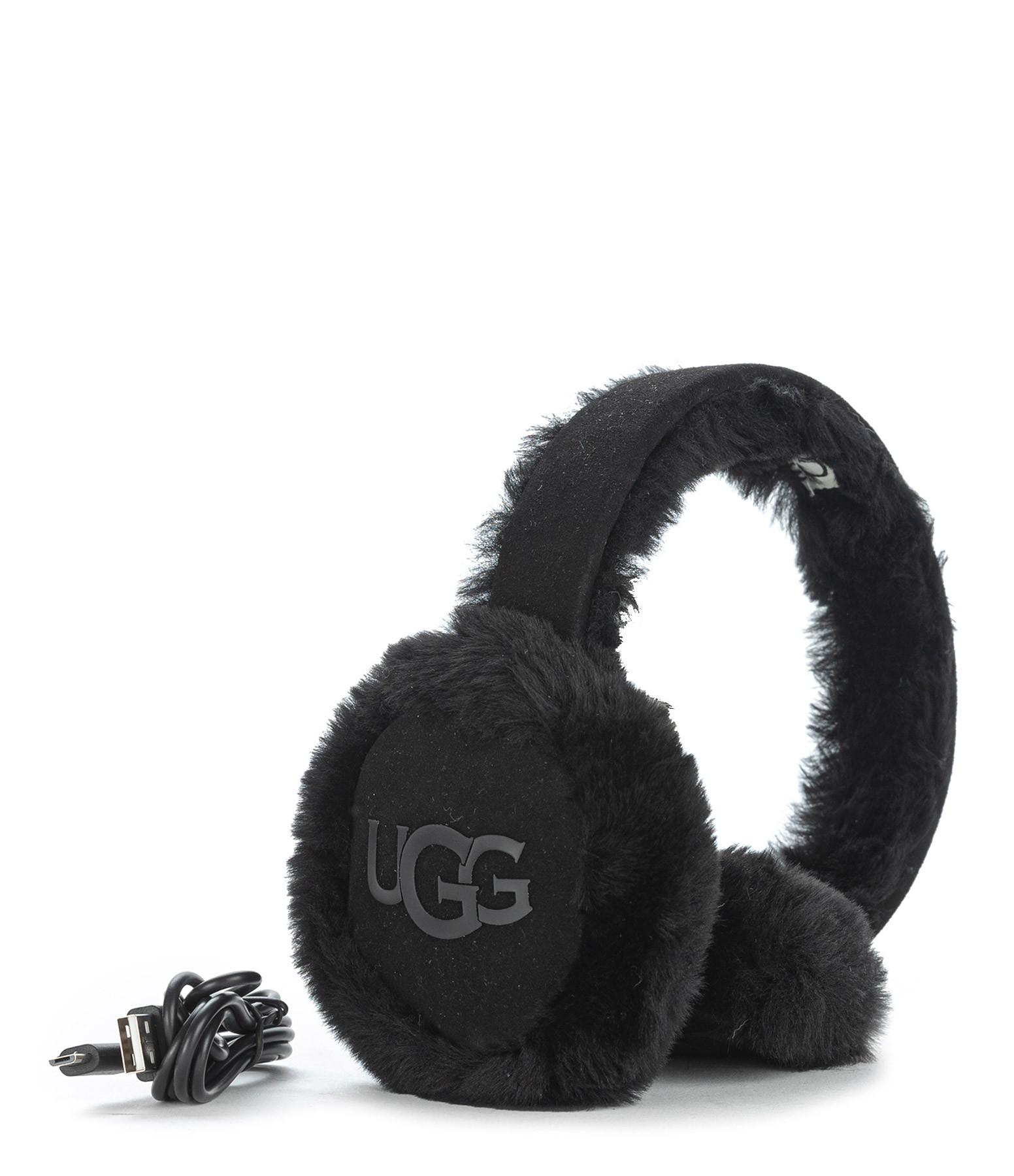UGG - Cache-Oreilles Audios Bluetooth Noir