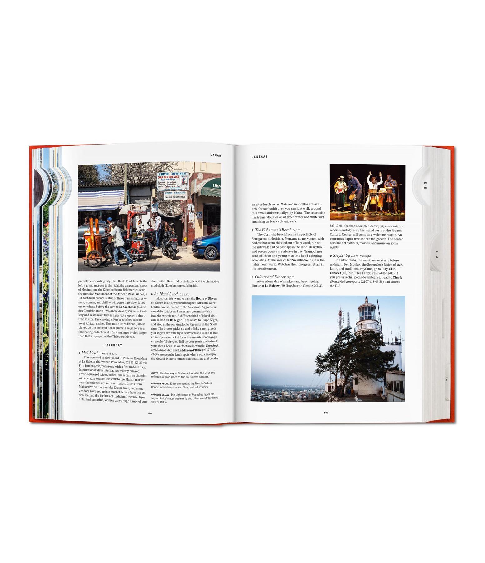 TASCHEN - Livre NYT 36 Hours Monde, 150 villes