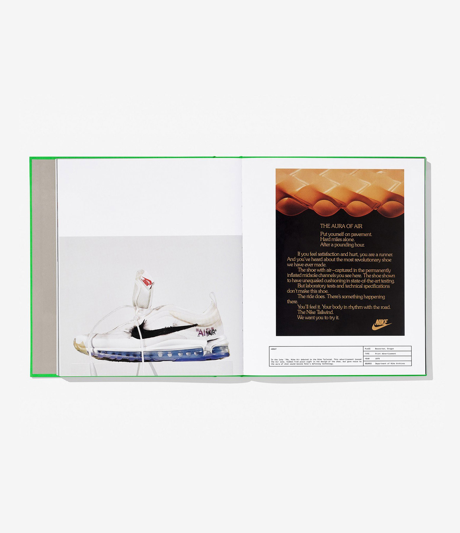TASCHEN - Livre ICONS, Something's OFF Virgil Abloh x Nike