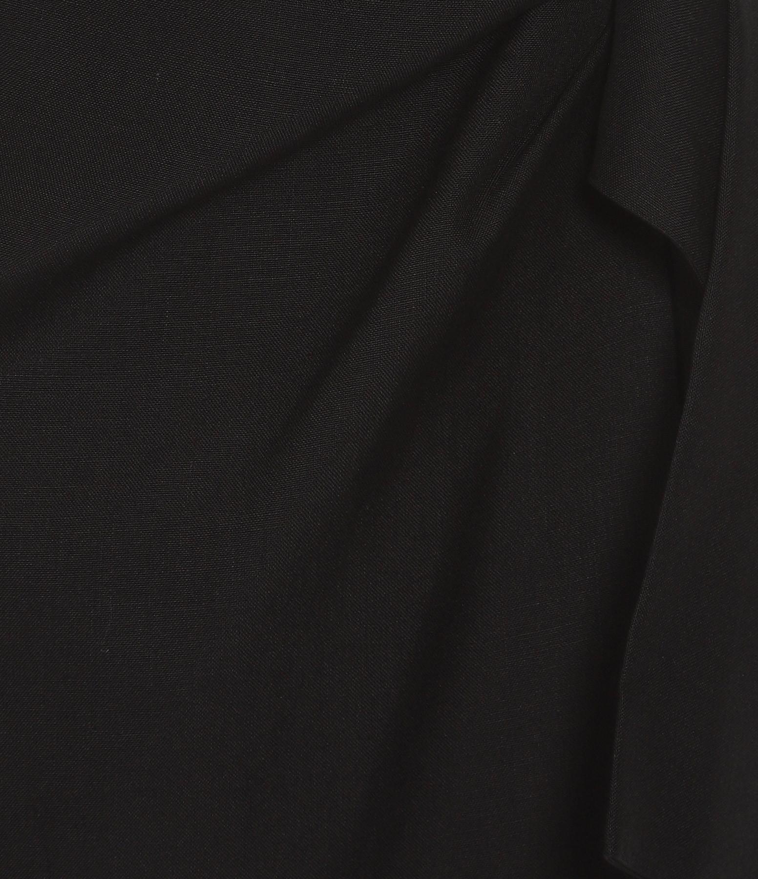 VICTORIA VICTORIA BECKHAM - Robe Epaule Noir