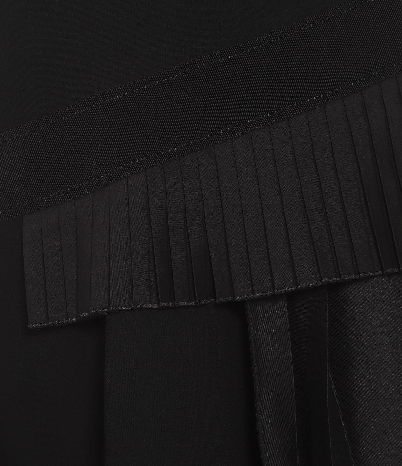 VICTORIA VICTORIA BECKHAM - Jupe Volants Noir