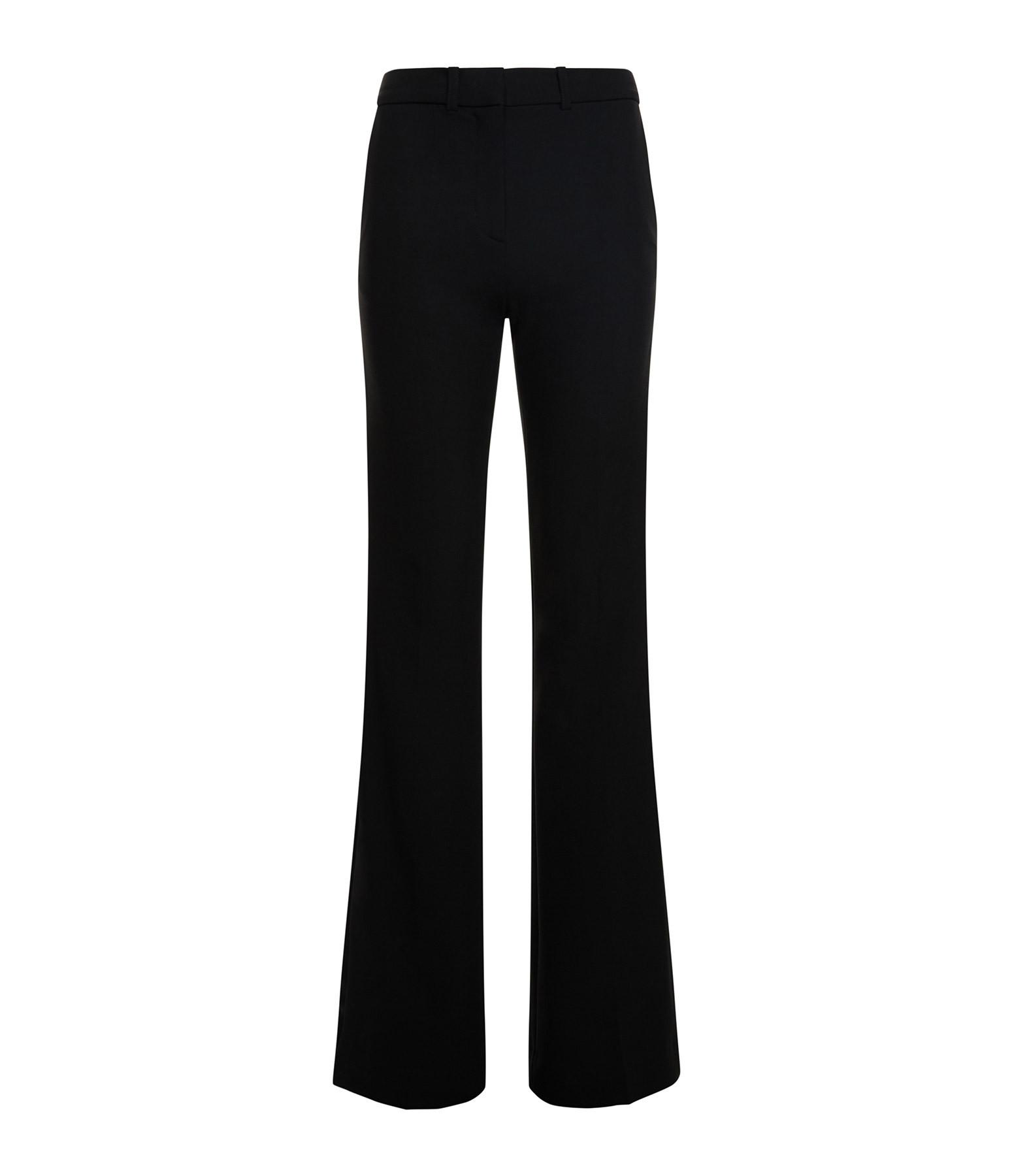 VICTORIA VICTORIA BECKHAM - Pantalon Tuxedo Noir