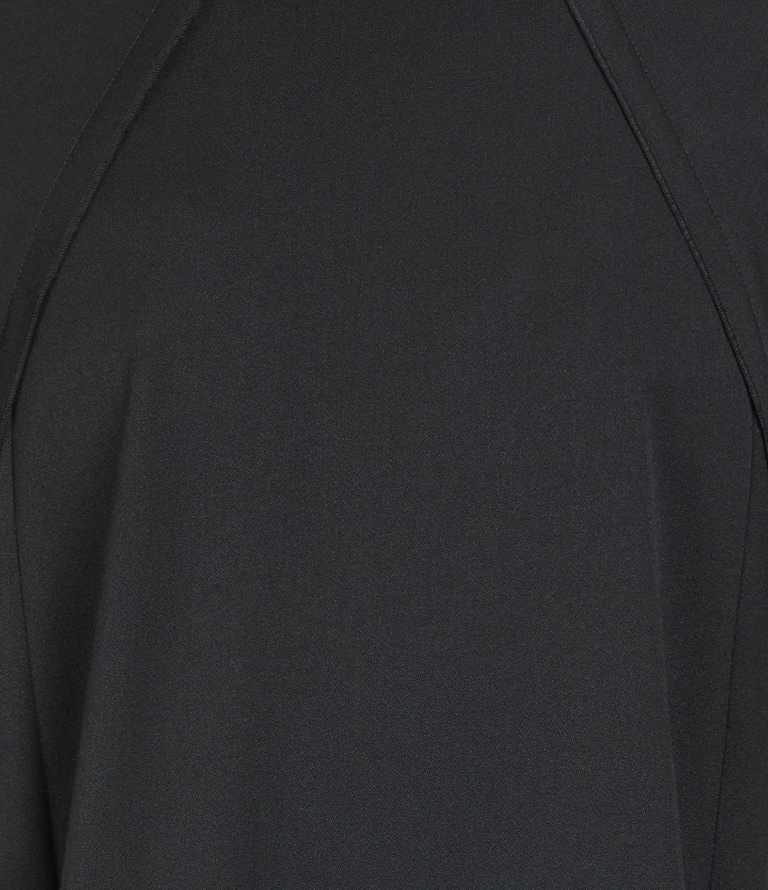 VICTORIA VICTORIA BECKHAM - Robe Cocoon Noir