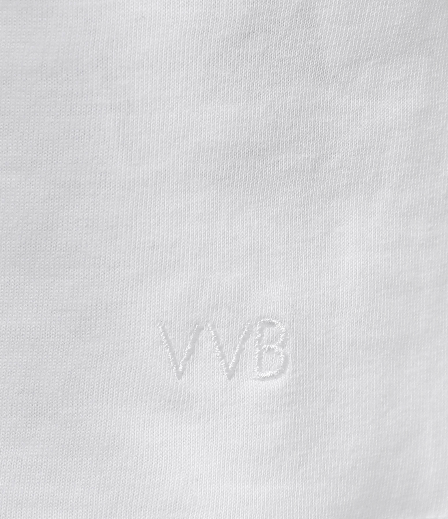 VICTORIA VICTORIA BECKHAM - Top Volants Blanc