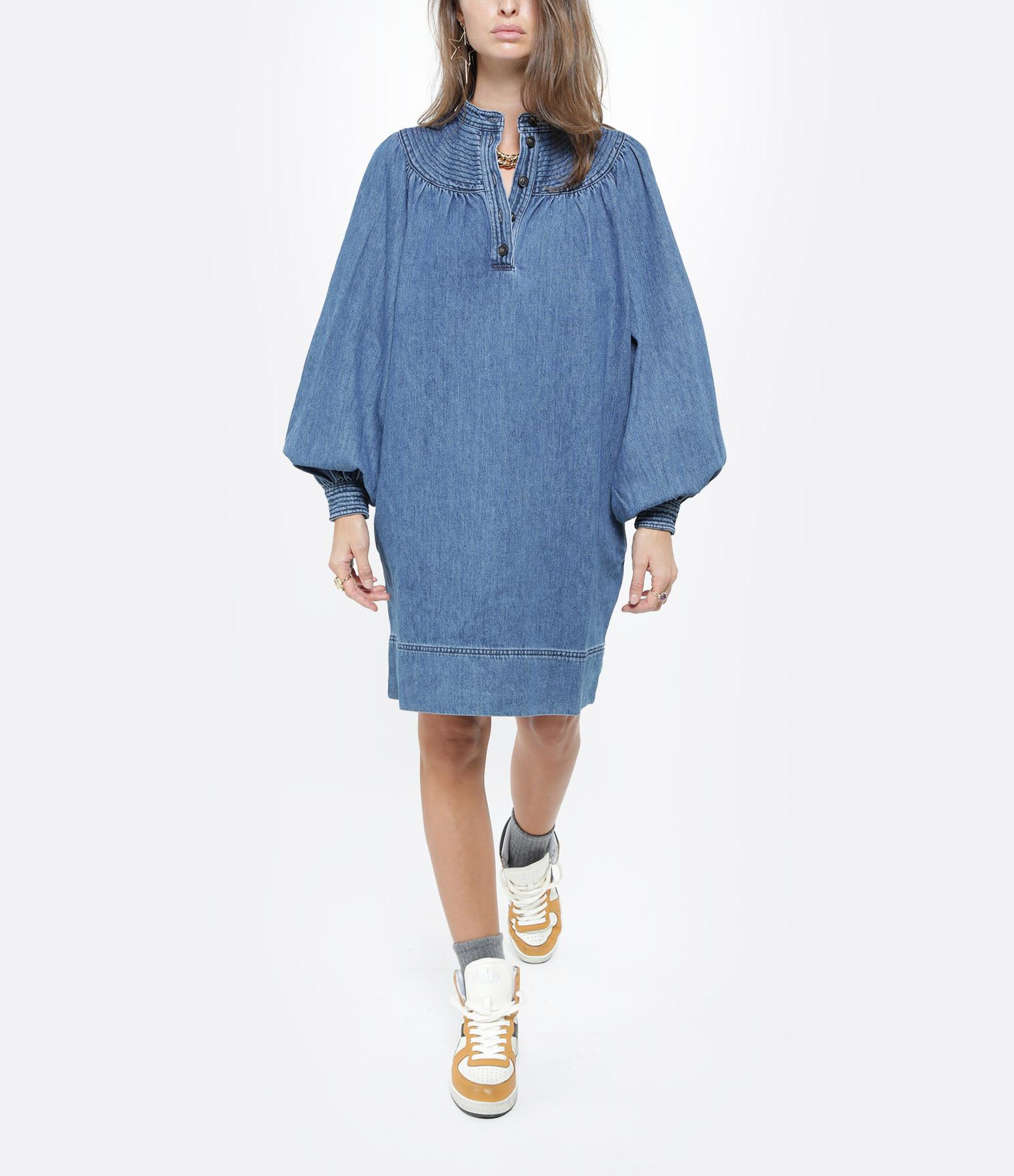 VANESSA BRUNO - Robe Prissie Indigo