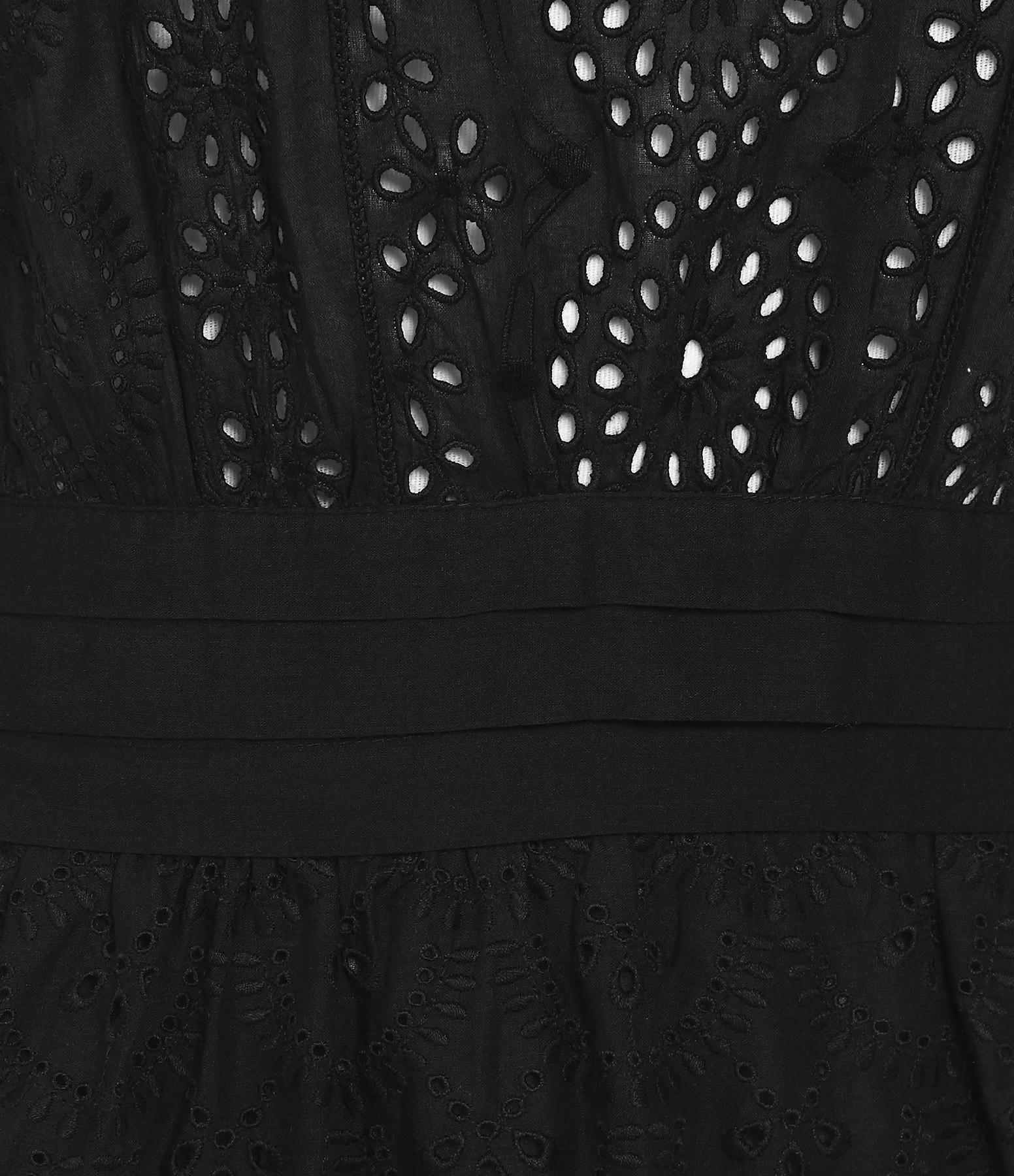 VANESSA BRUNO - Robe Jolane Noir