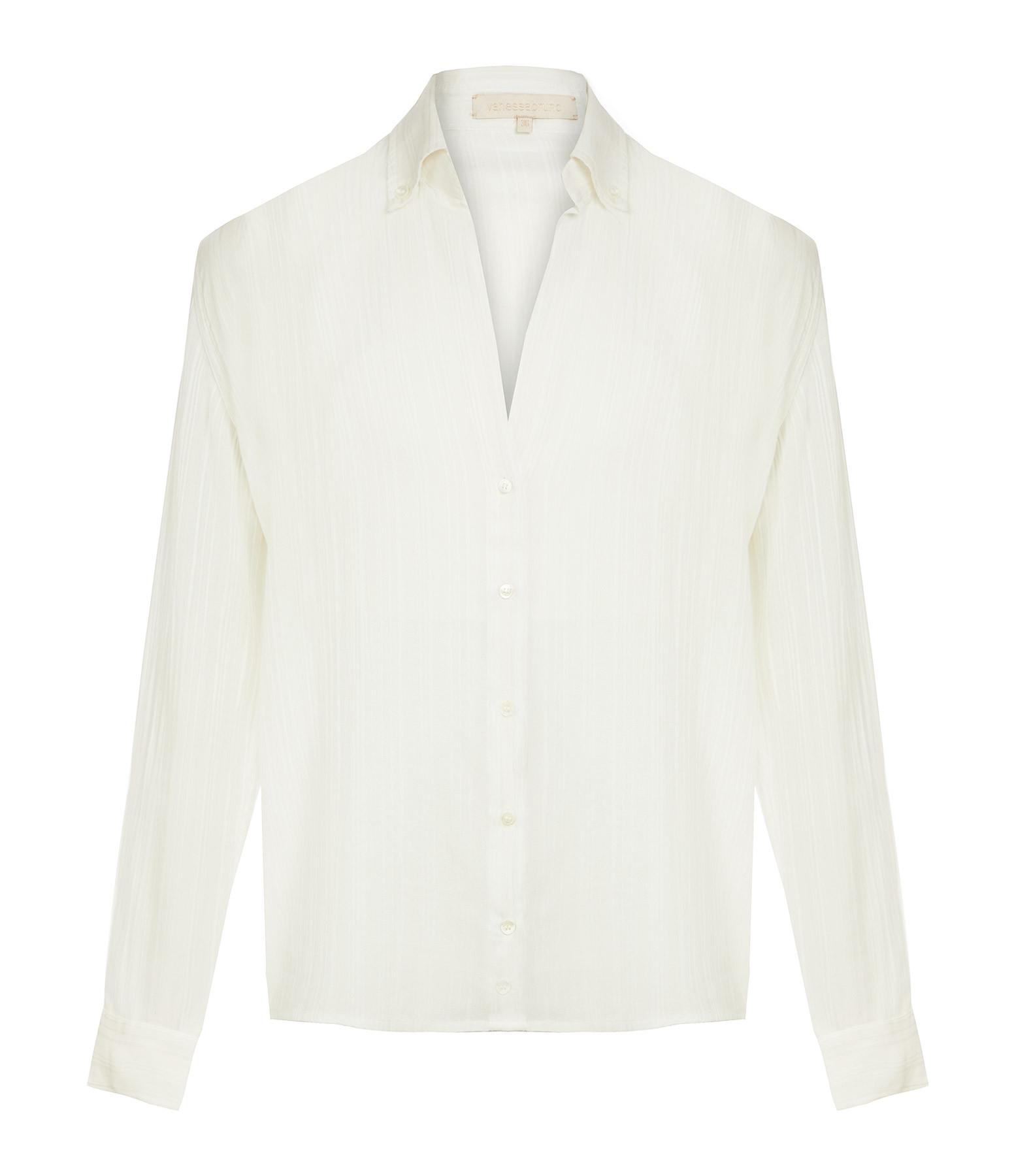VANESSA BRUNO - Chemise Druyat Blanc