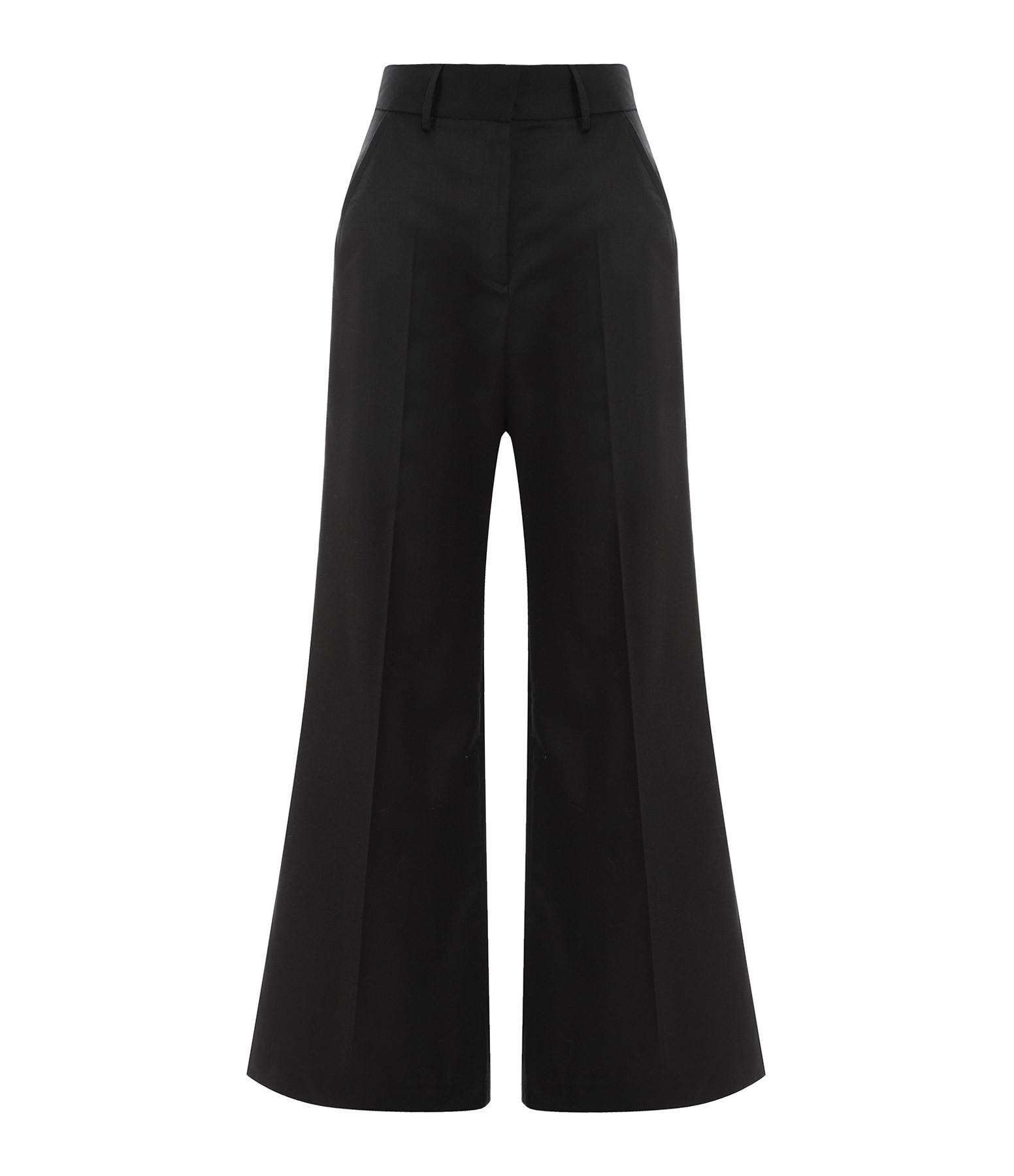 MARGAUX LONNBERG - Pantalon Ava Noir