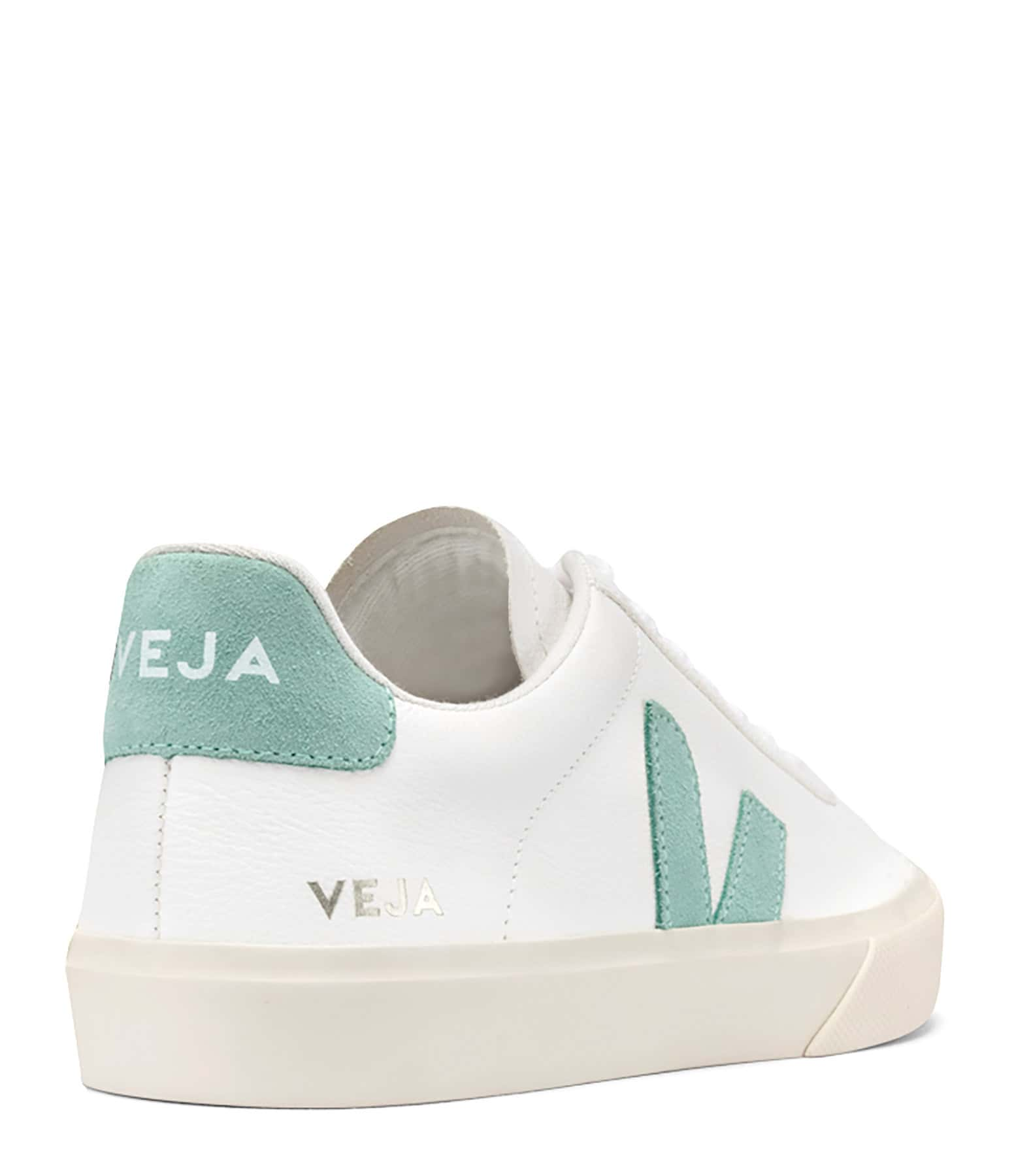 VEJA - Baskets Campo Chromefree Extra White Matcha
