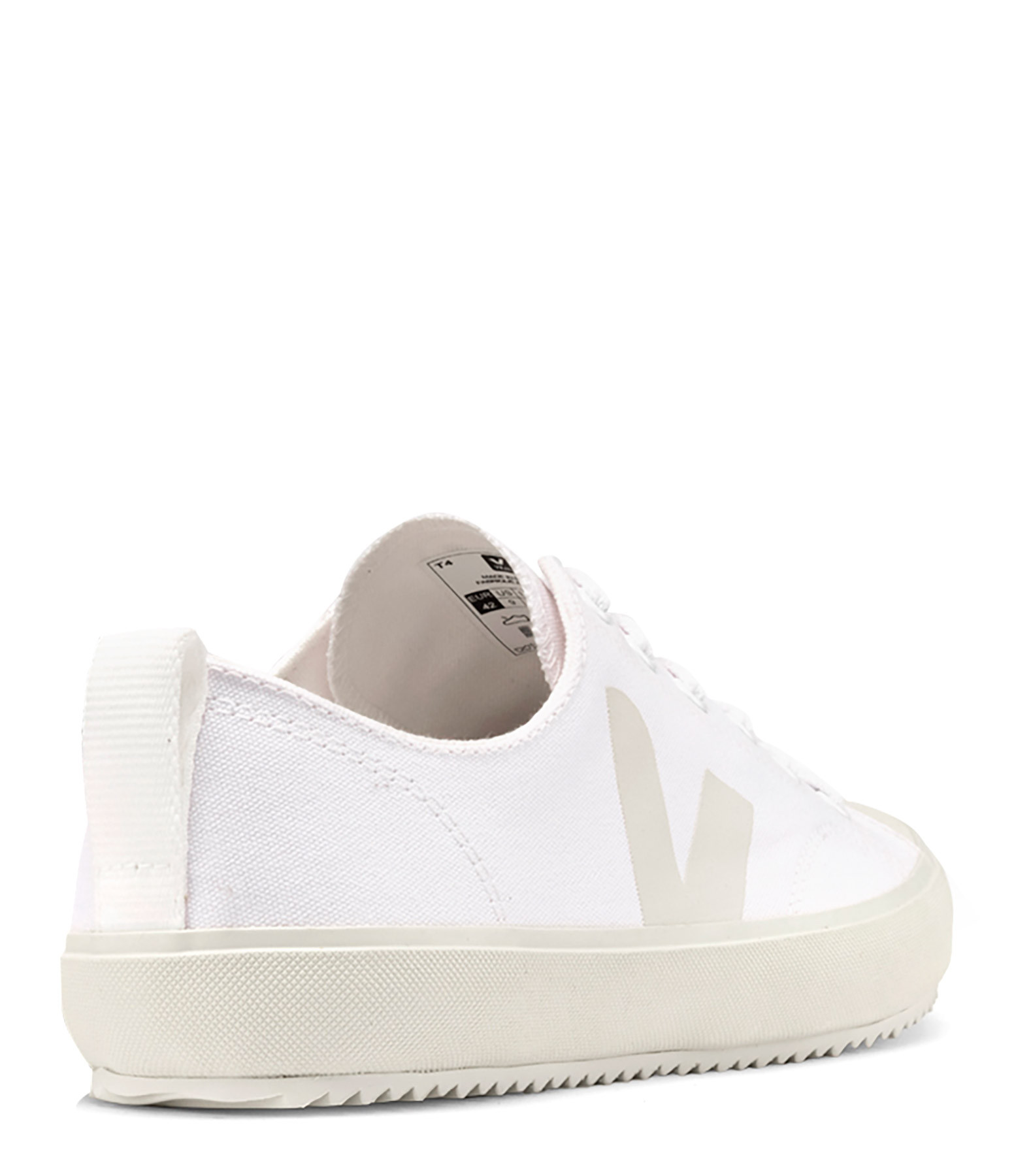 VEJA - Baskets Nova Canvas Blanc Pierre