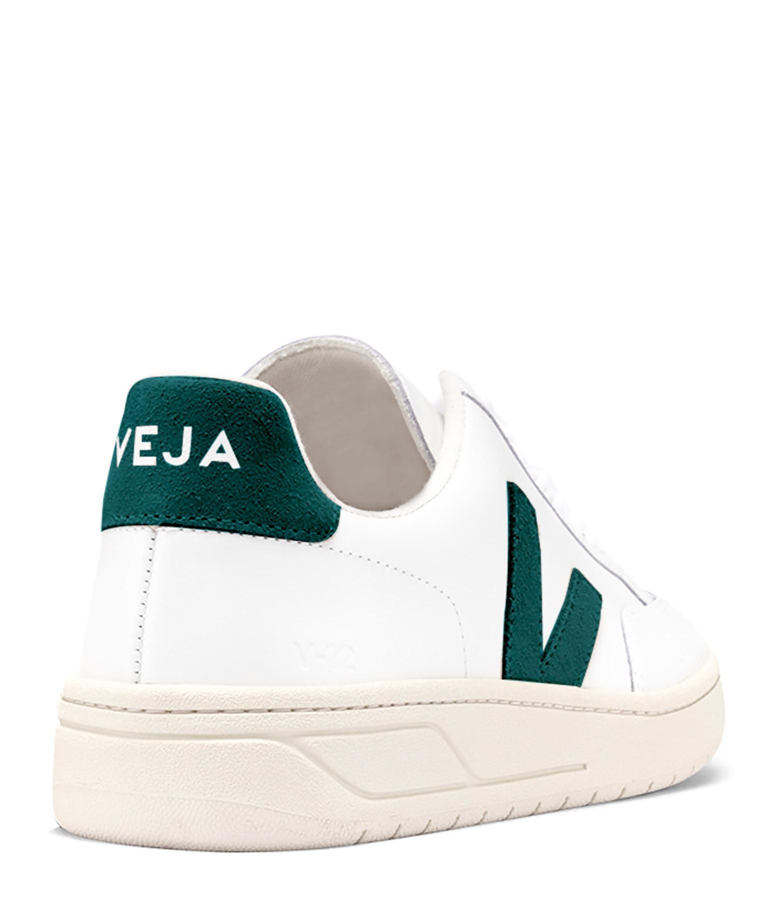 VEJA - Baskets V-12 Cuir Extra White Cyprus