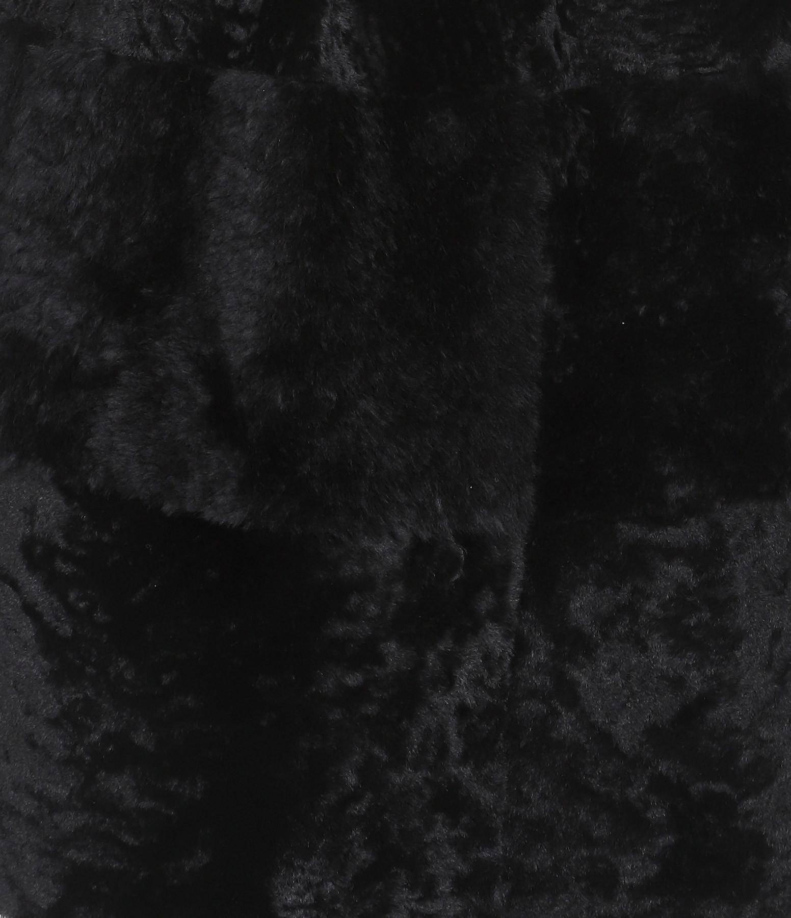 VENTCOUVERT - Manteau Patagonia Mouton Noir