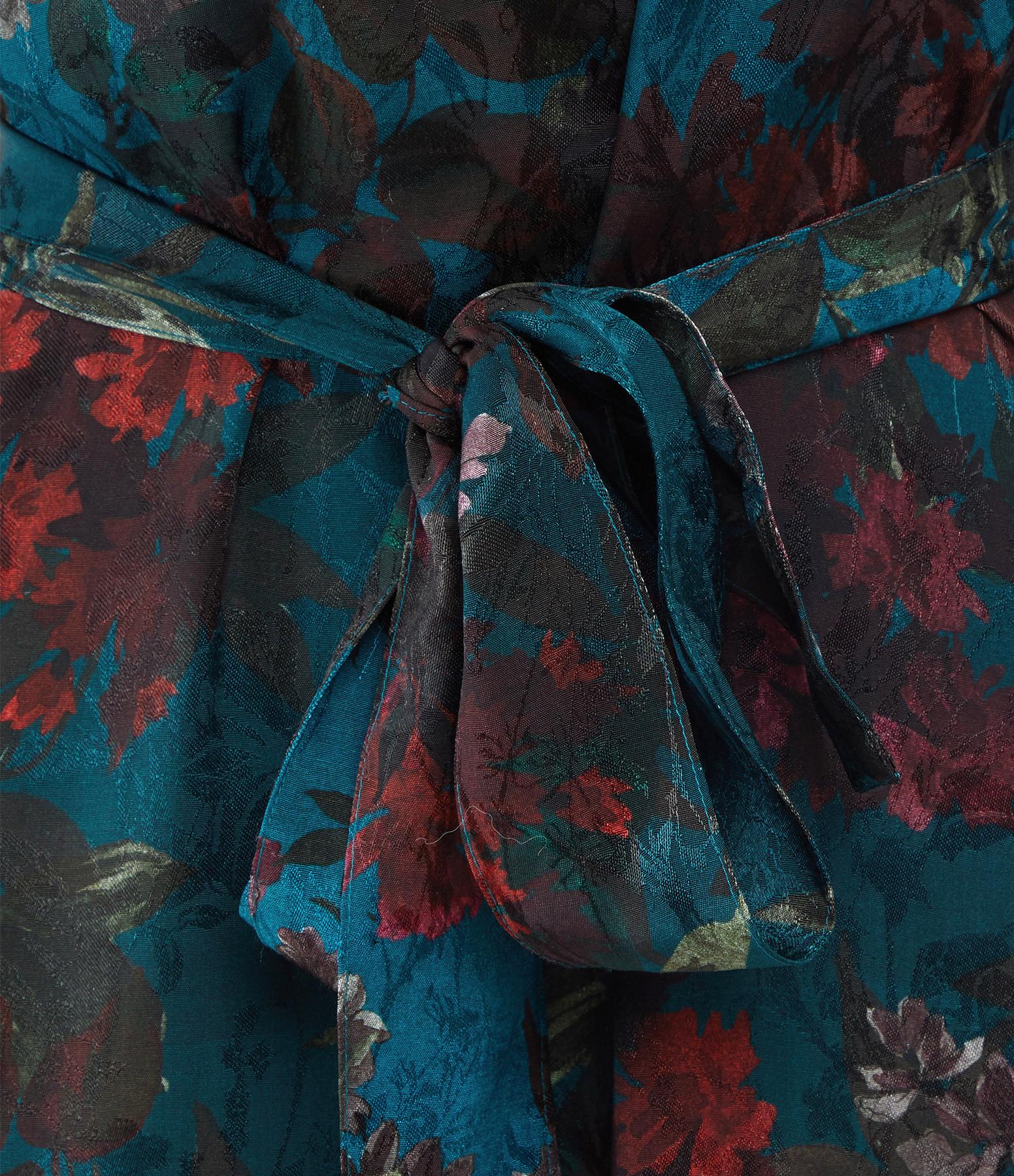 VALENTINE GAUTHIER - Robe Gaia Imprimé Solstice