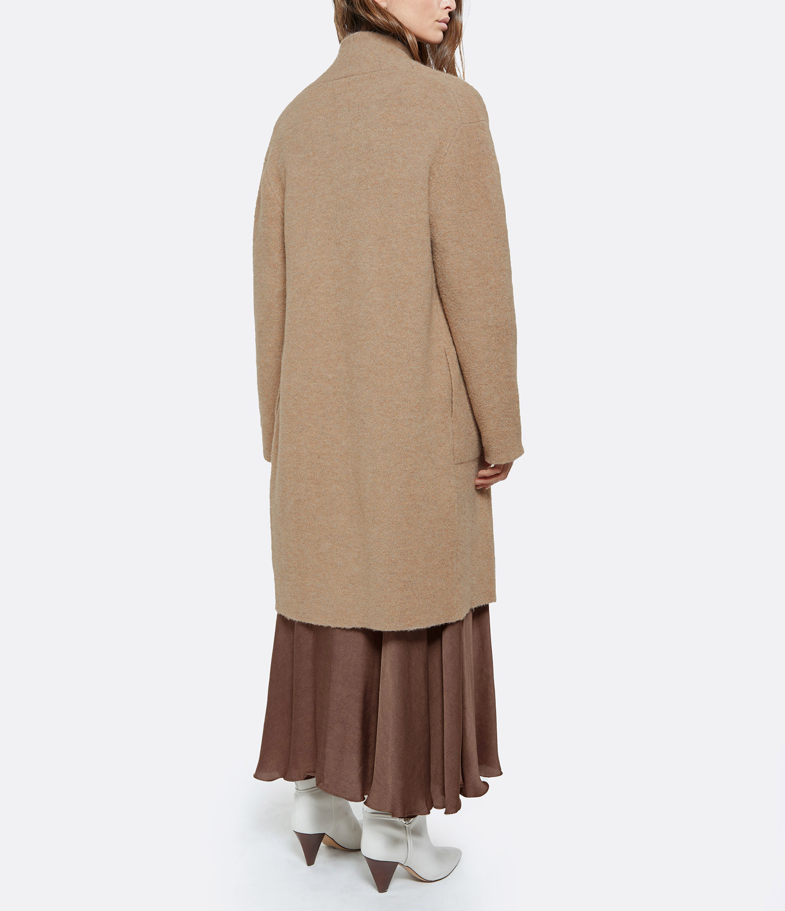 VINCE - Manteau Camel