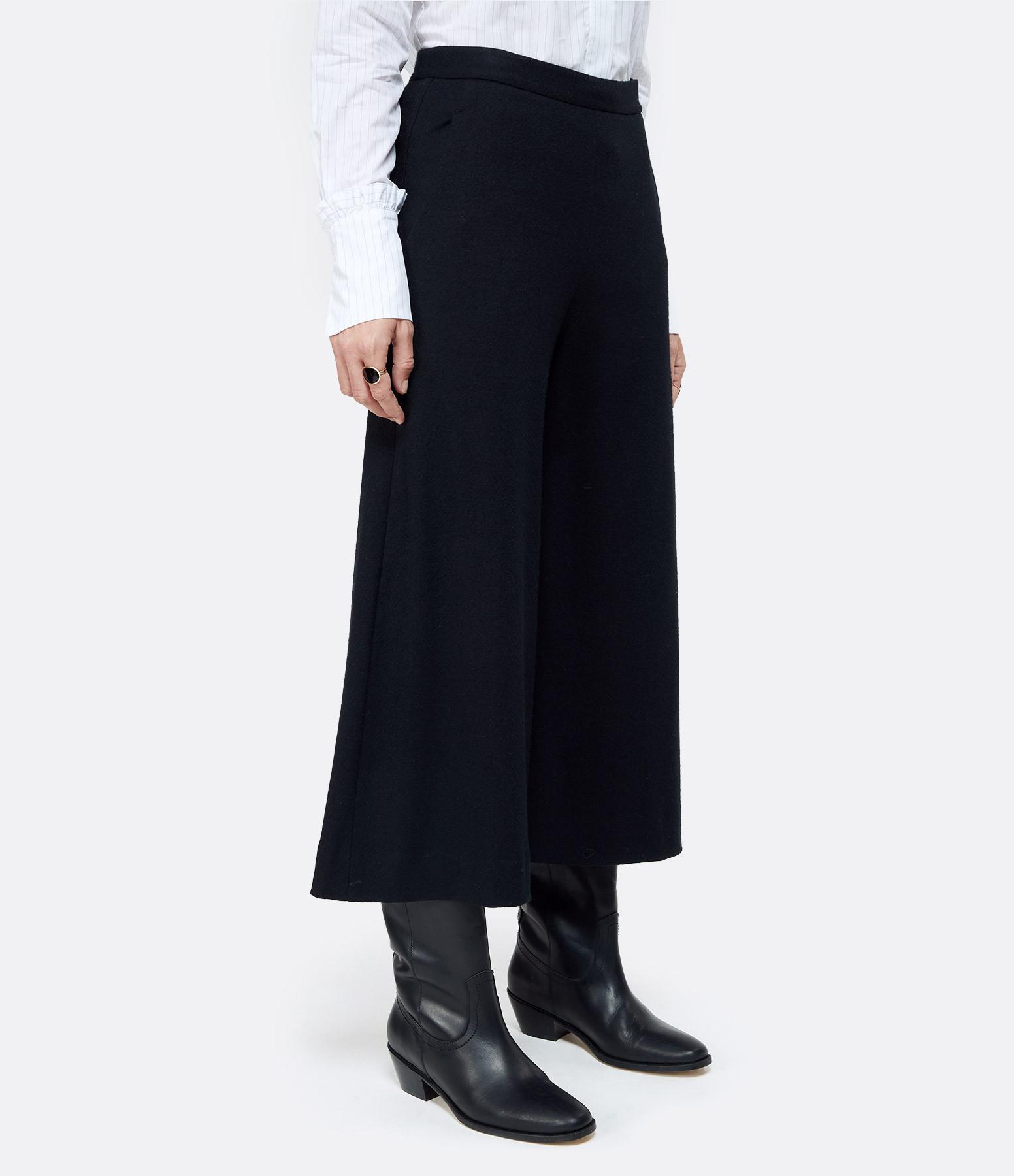 VINCE - Jupe Culotte Noir