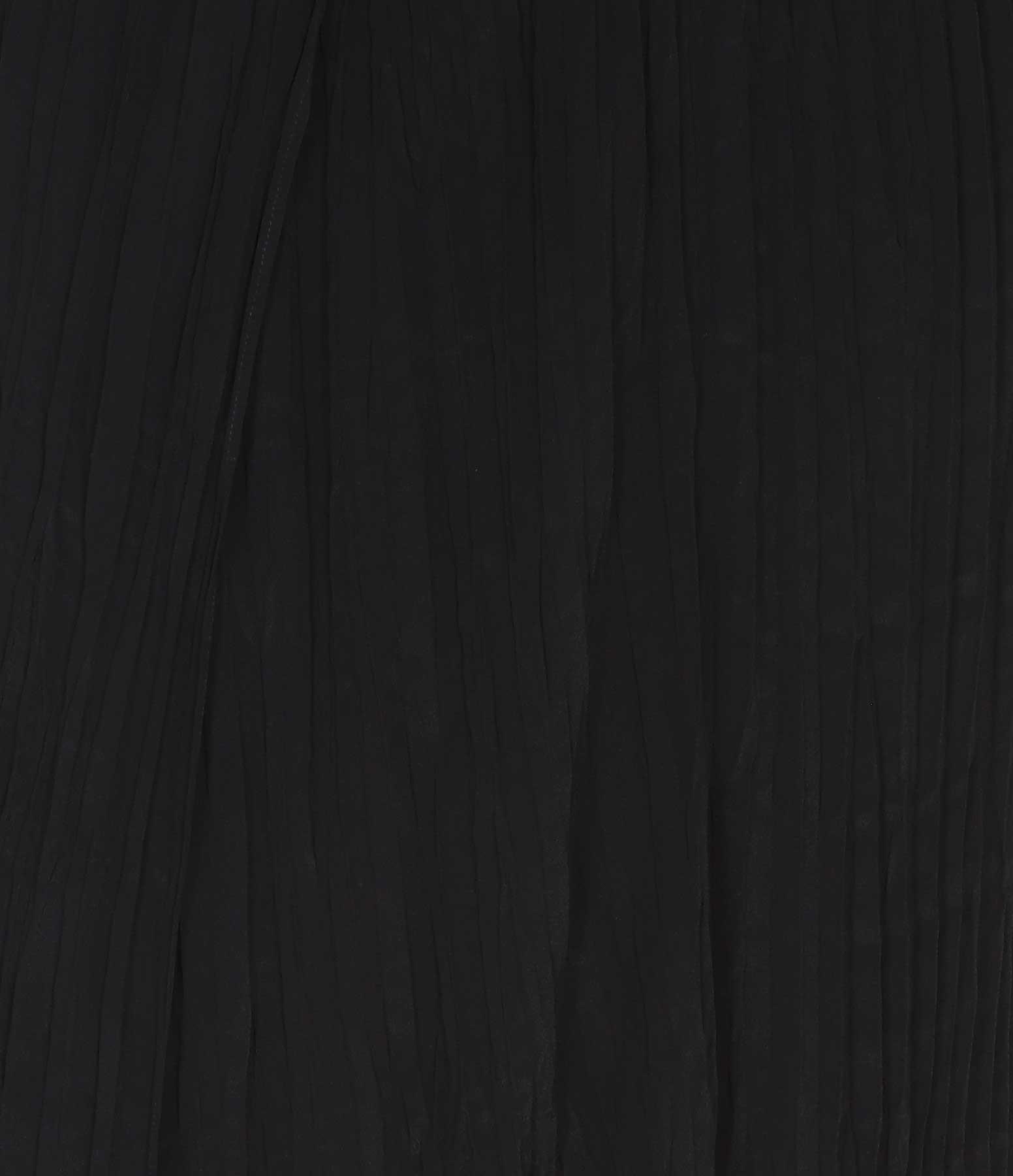 VINCE - Jupe Asymétrique Noir