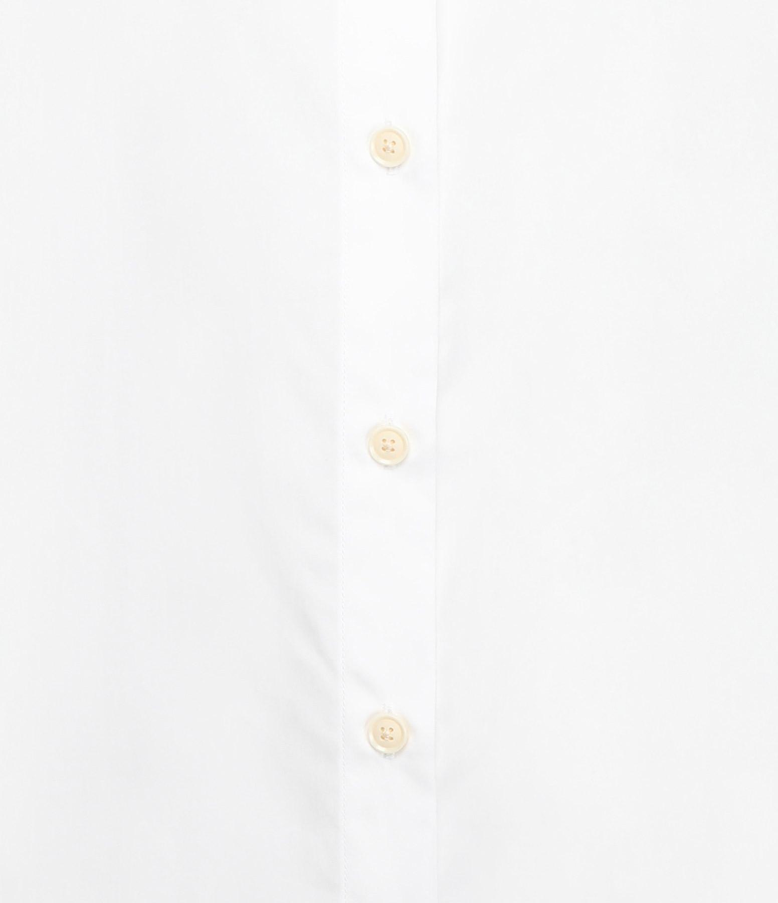 VINCE - Chemise Longue Blanc