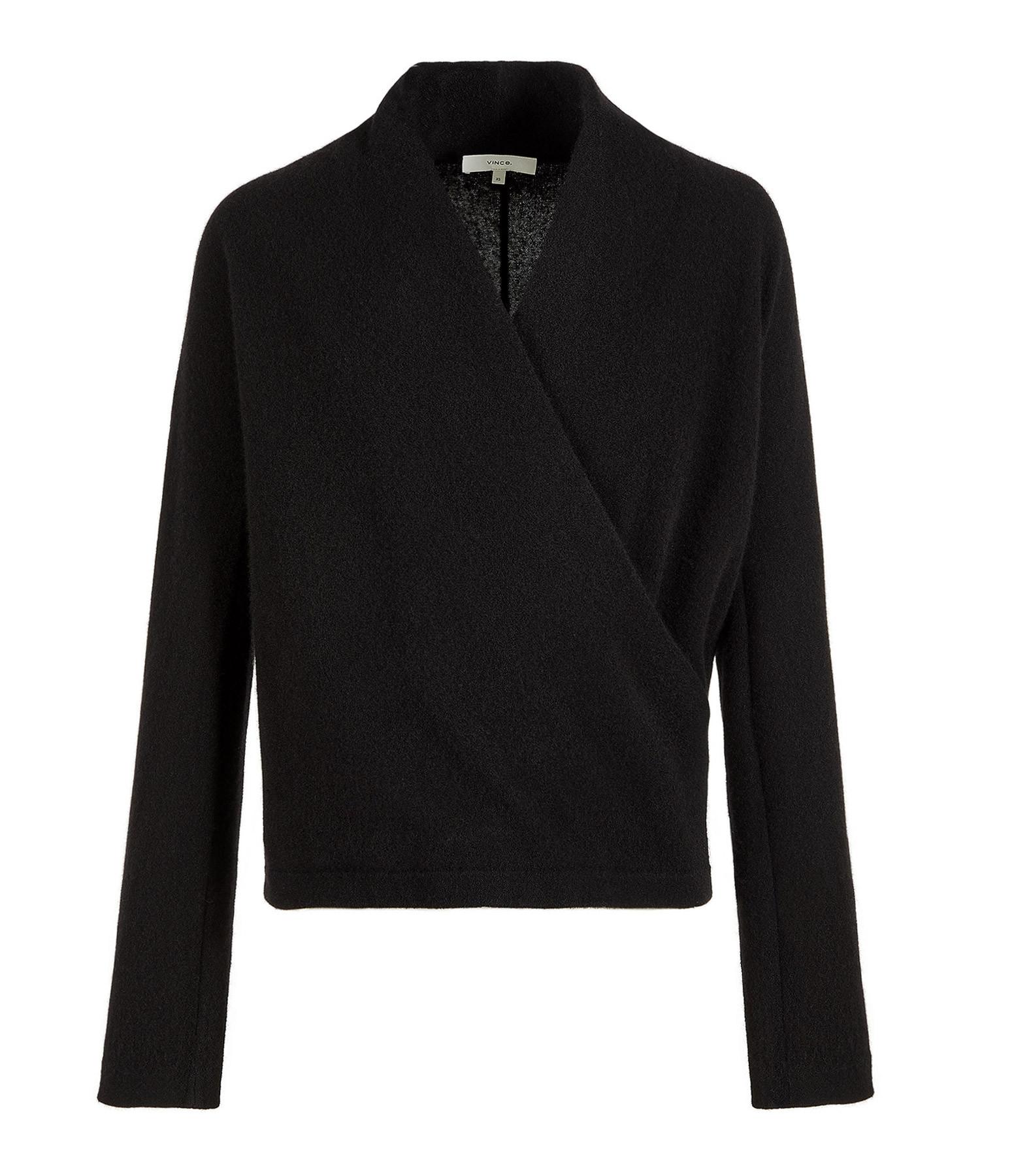 VINCE - Sweatshirt Noir