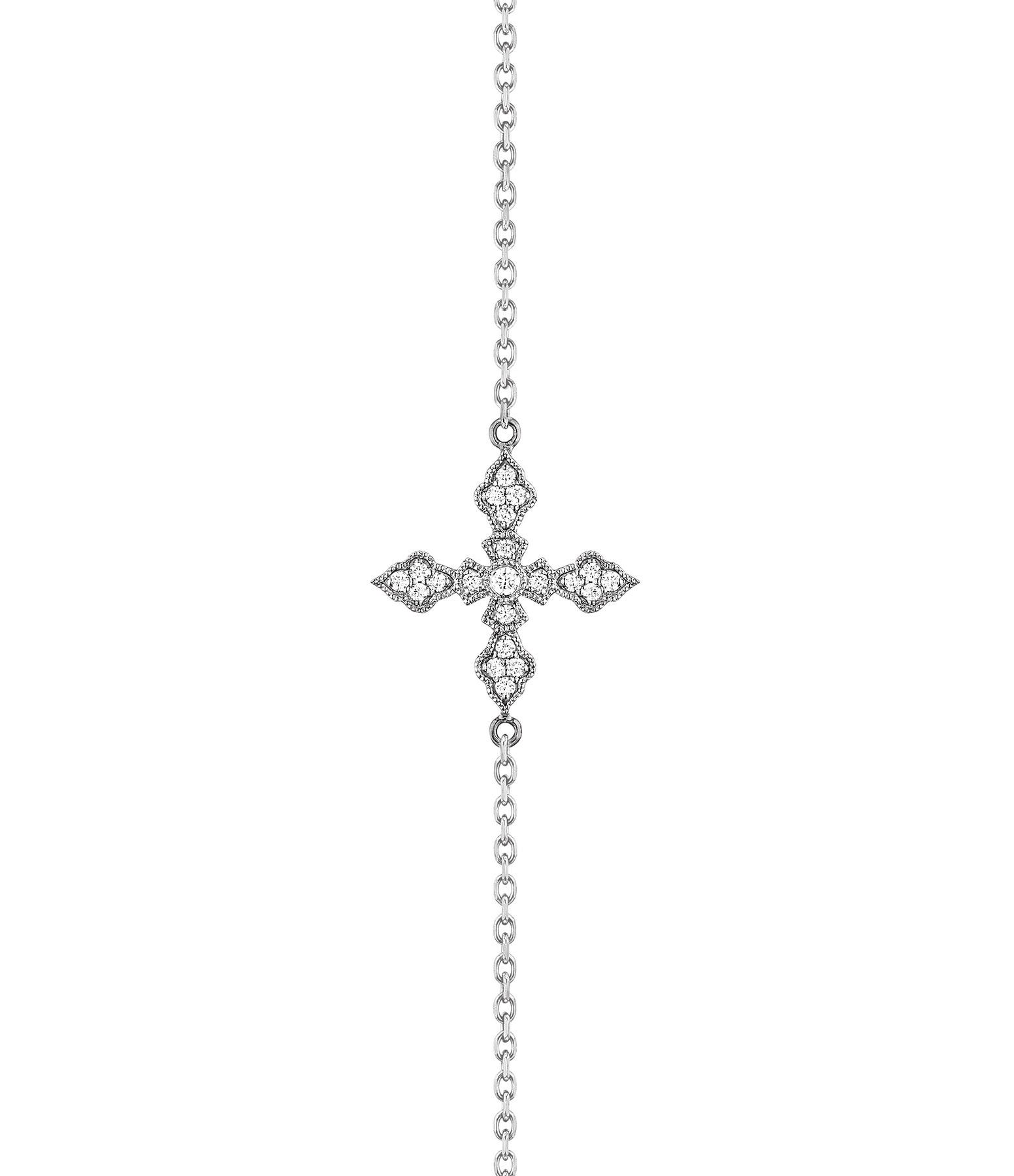 STONE PARIS - Bracelet Virgin Or Diamants