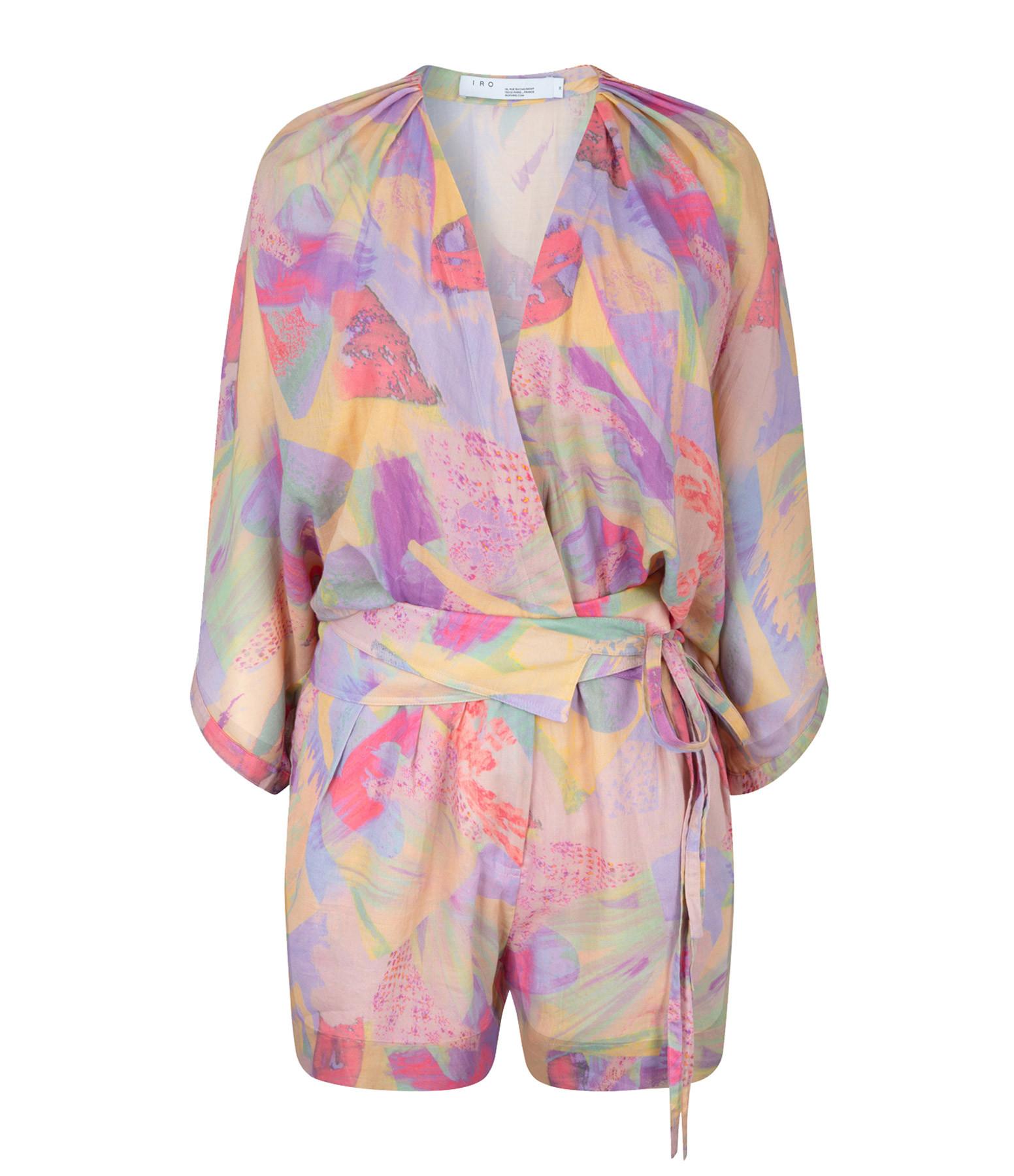 IRO - Combinaison Ceran Coton Multicolore